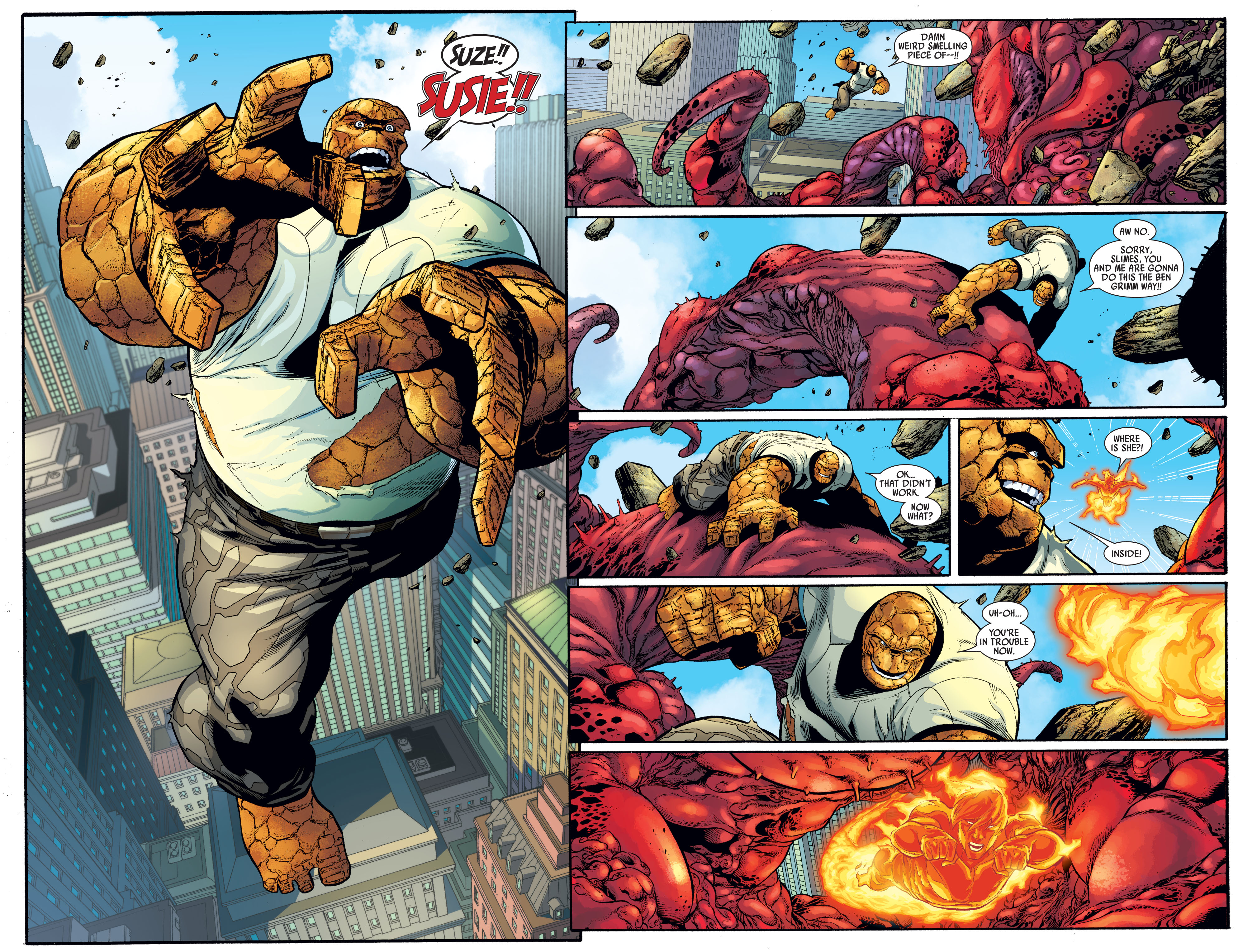 Read online Ultimate Comics Doomsday comic -  Issue # Full - 32