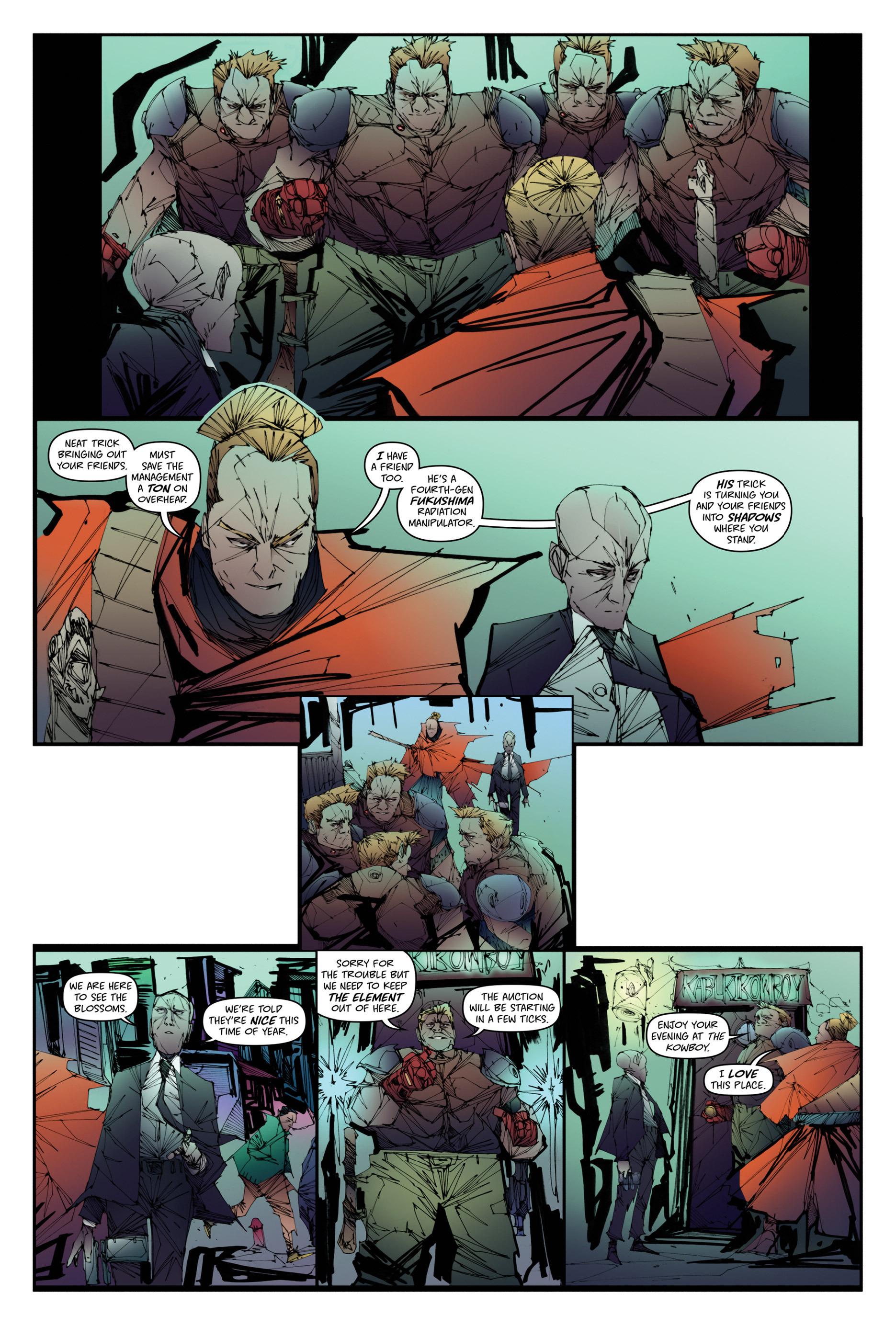 Read online Scrimshaw comic -  Issue #1 - 12