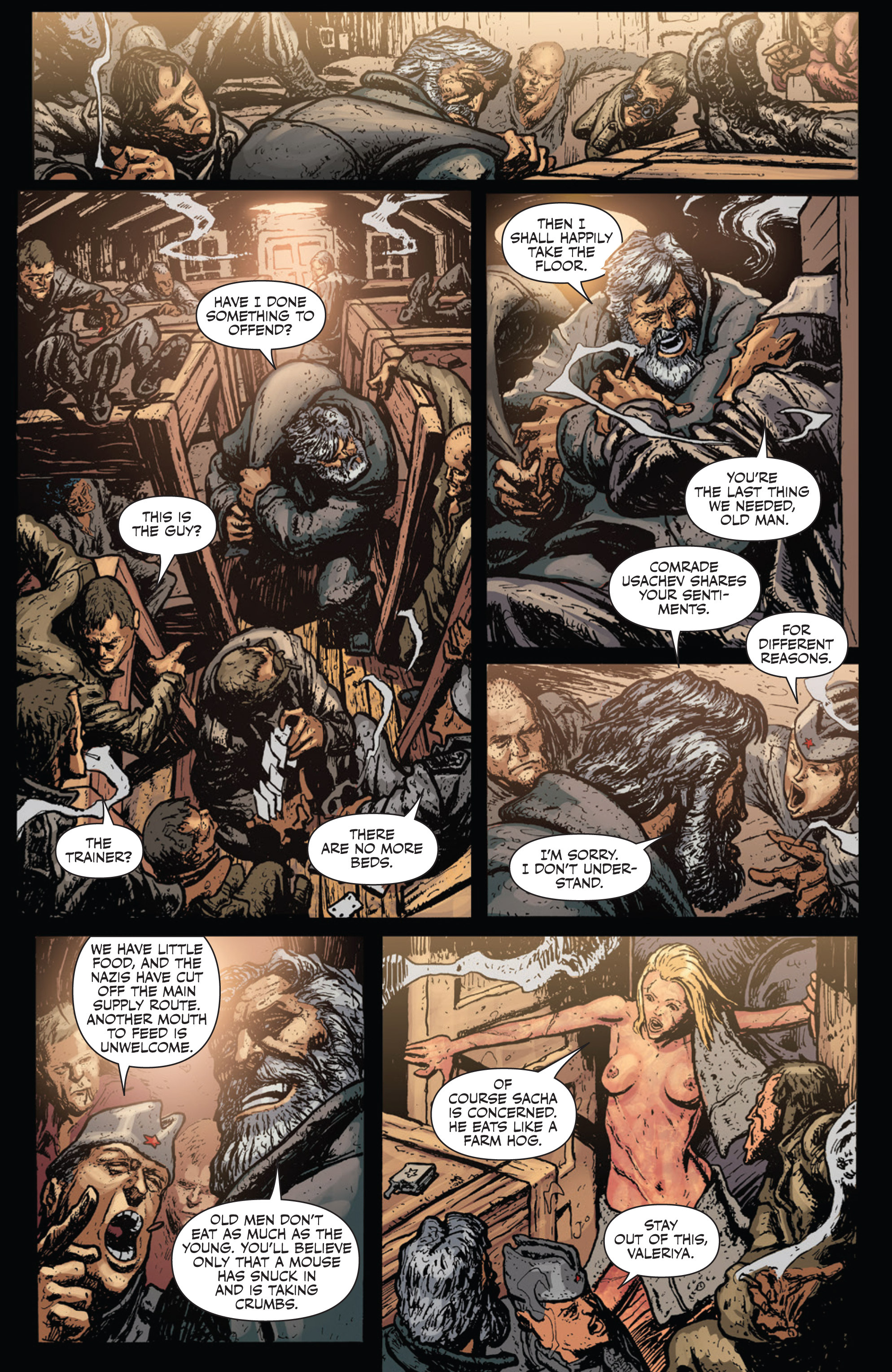 Read online Sex and Violence Vol. 2 comic -  Issue # Full - 23