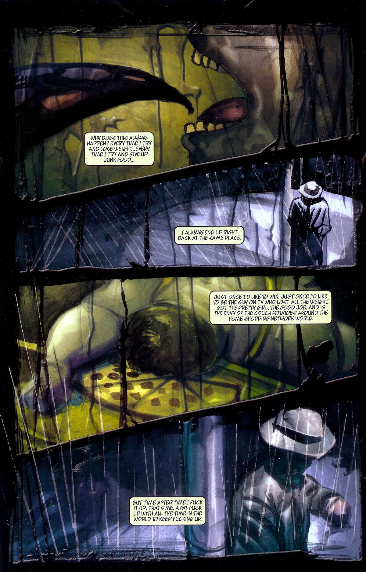 Read online Se7en comic -  Issue #1 - 21