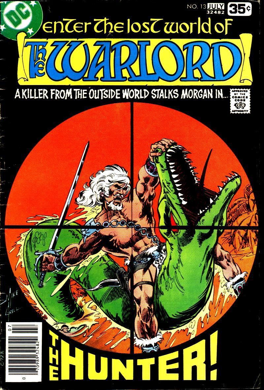 Warlord (1976) 13 Page 1