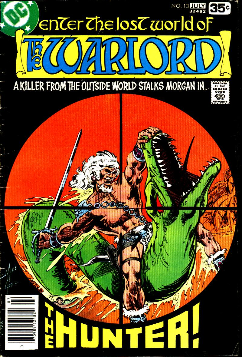 Warlord (1976) issue 13 - Page 1