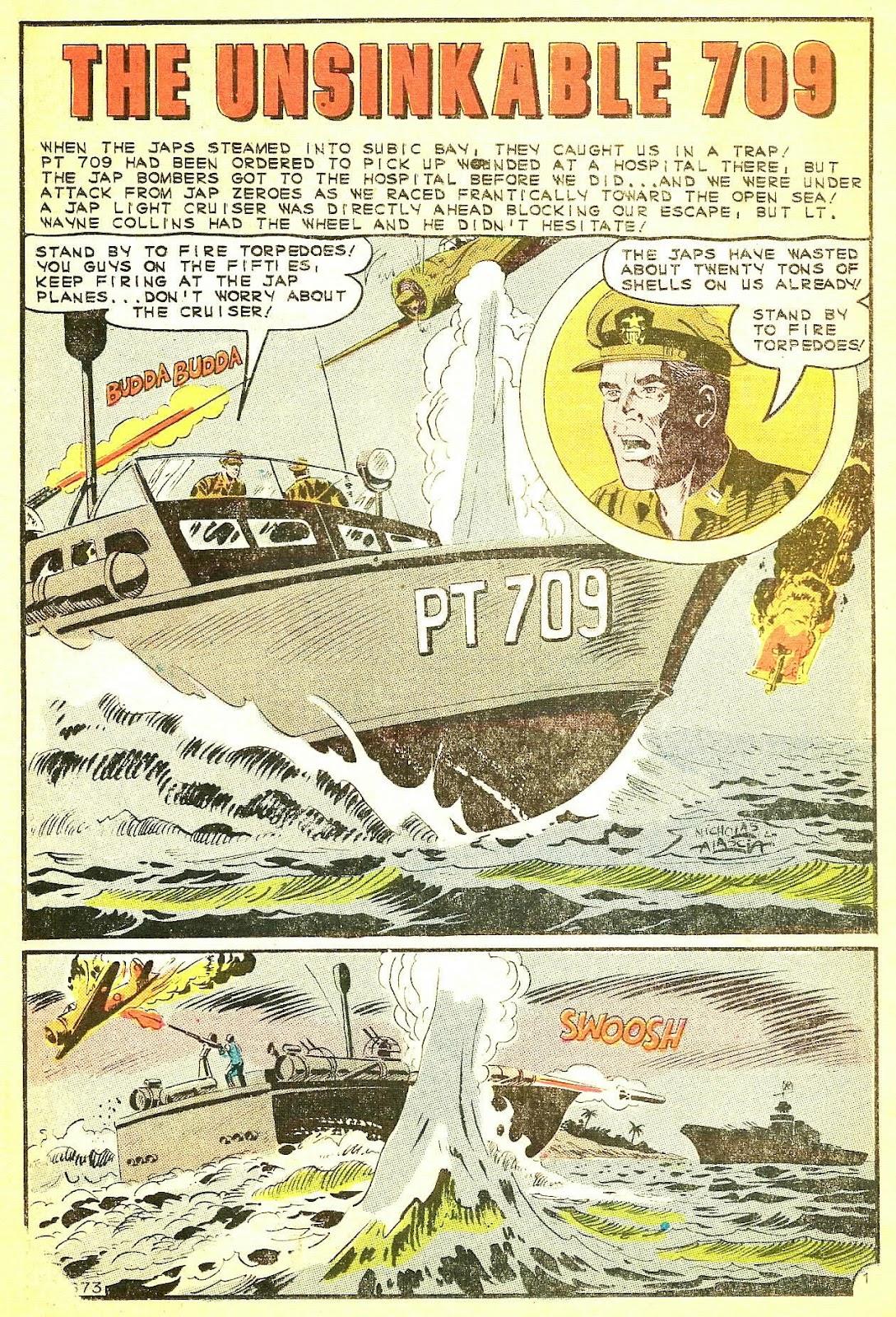 Read online Fightin' Navy comic -  Issue #124 - 26