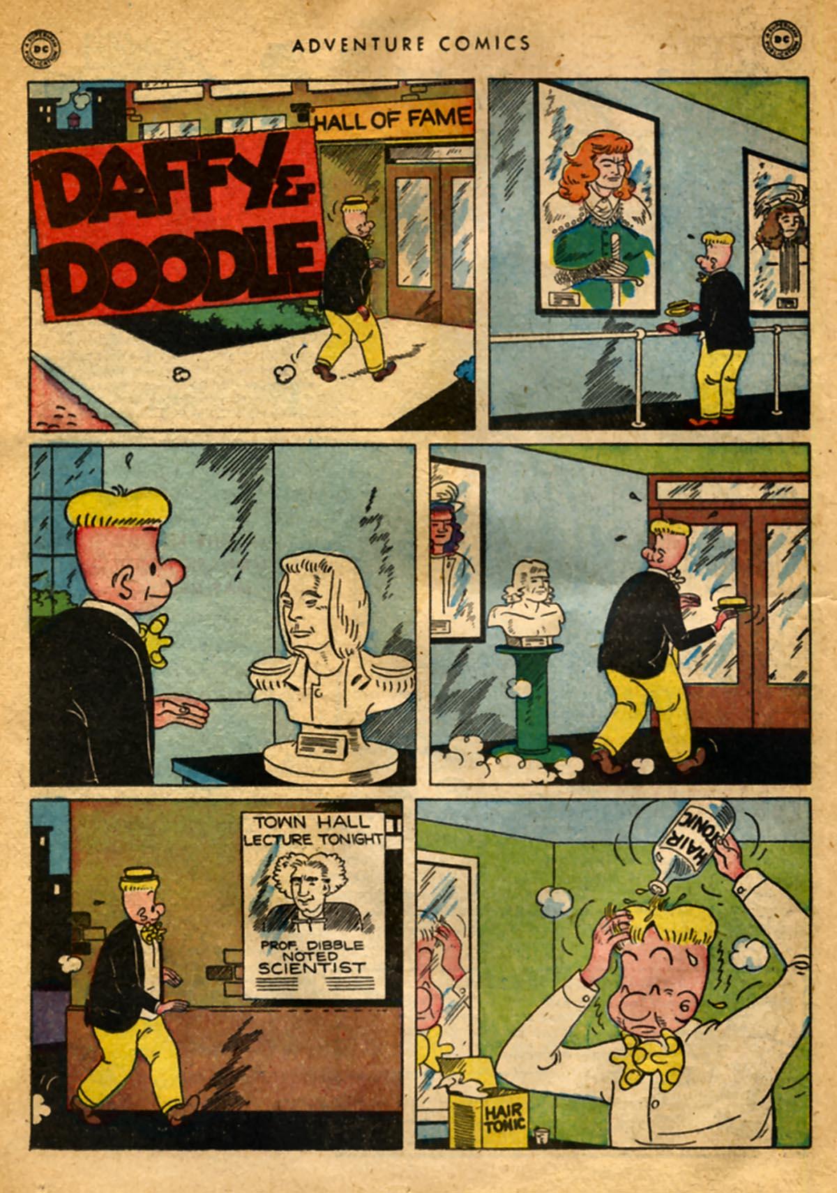 Read online Adventure Comics (1938) comic -  Issue #141 - 36