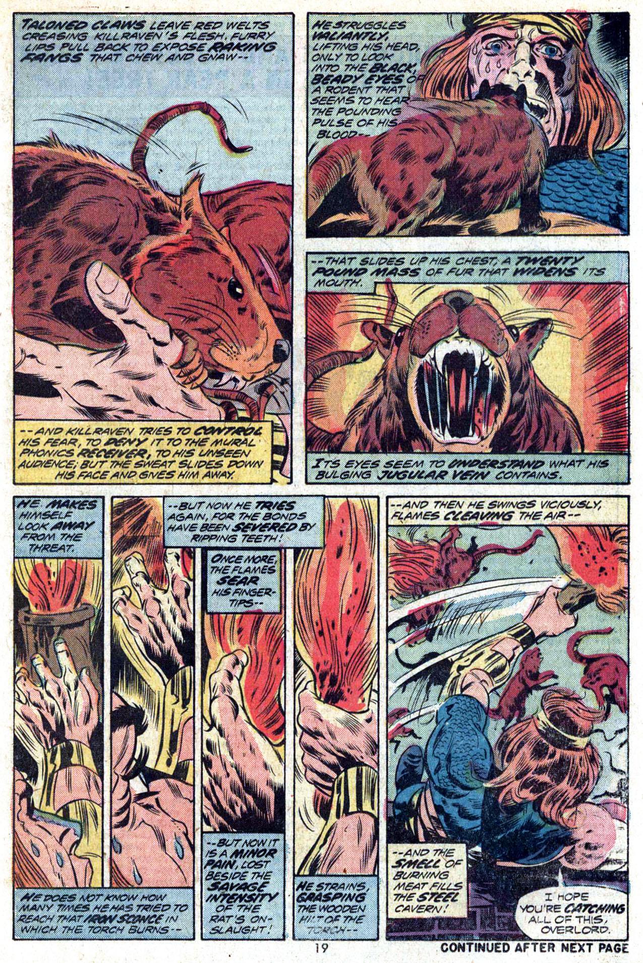 Read online Amazing Adventures (1970) comic -  Issue #23 - 20