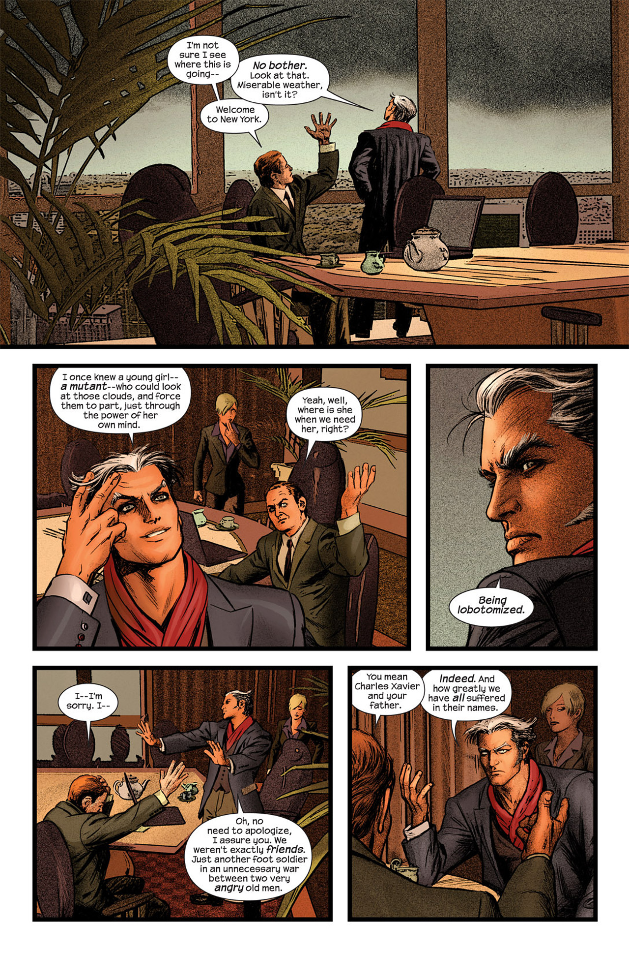 Read online Ultimate Fallout comic -  Issue #5 - 6
