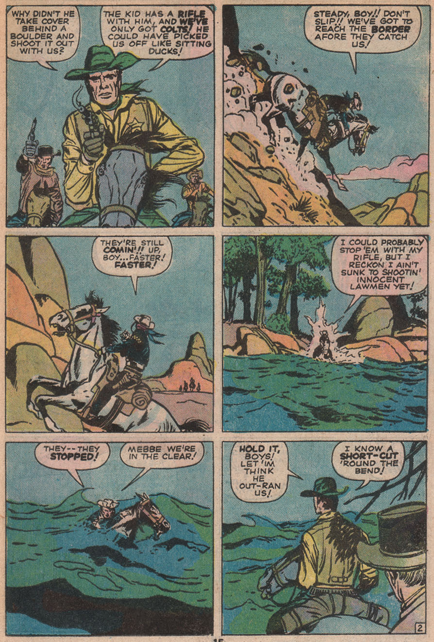The Rawhide Kid (1955) issue 134 - Page 17