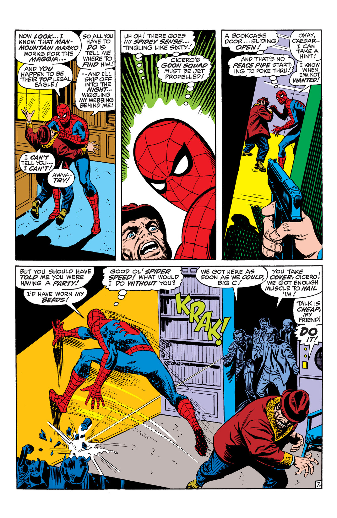 The Amazing Spider-Man (1963) 74 Page 7