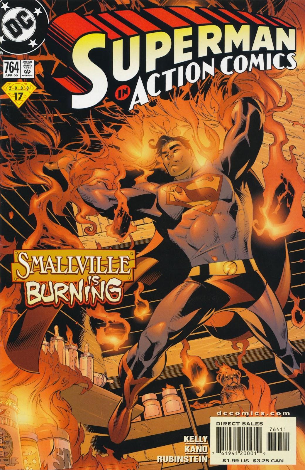 Action Comics (1938) 764 Page 1