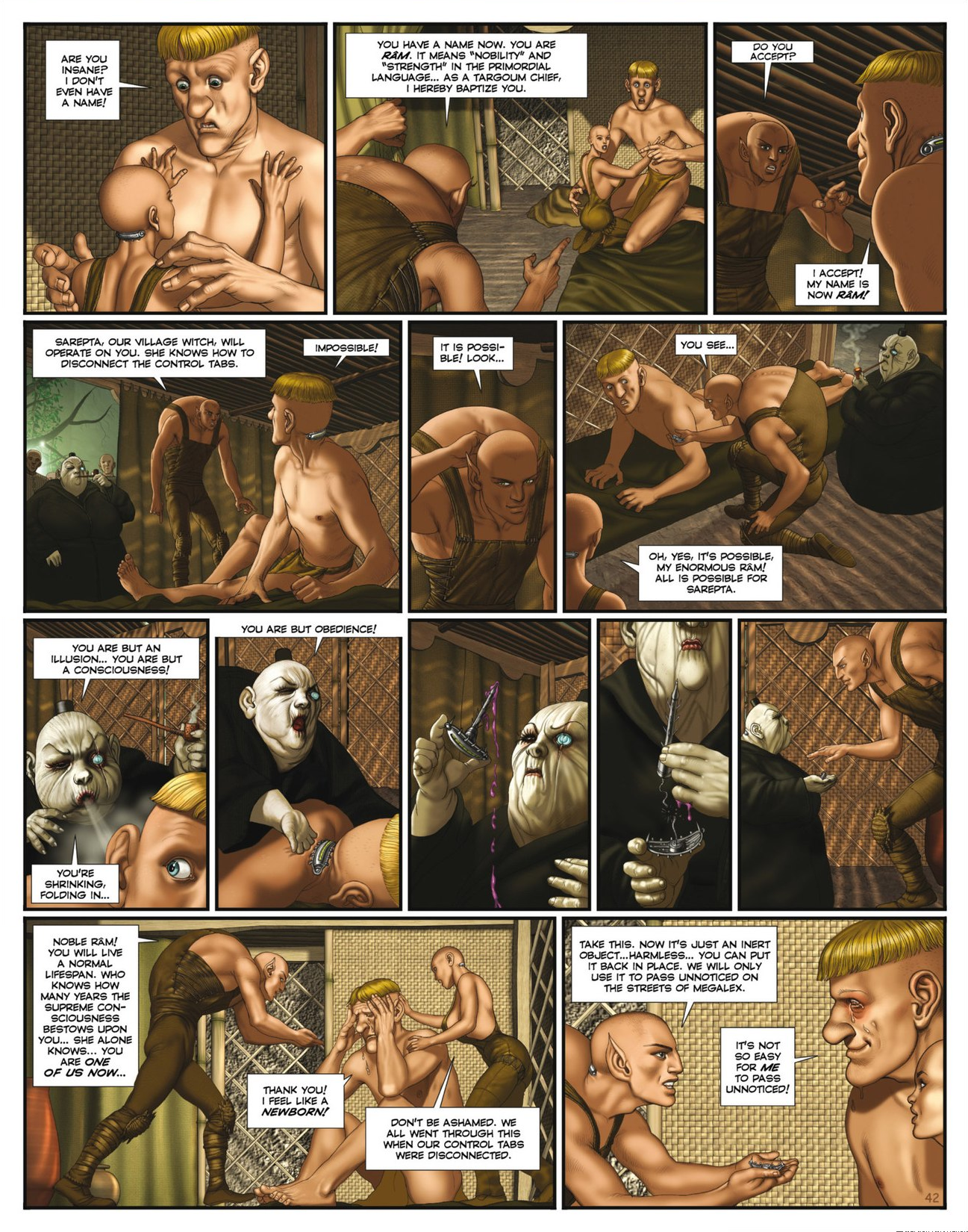 Read online Megalex (2014) comic -  Issue #2 - 44