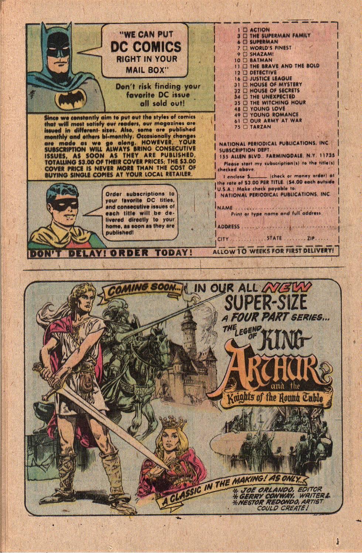 Read online Shazam! (1973) comic -  Issue #20 - 22