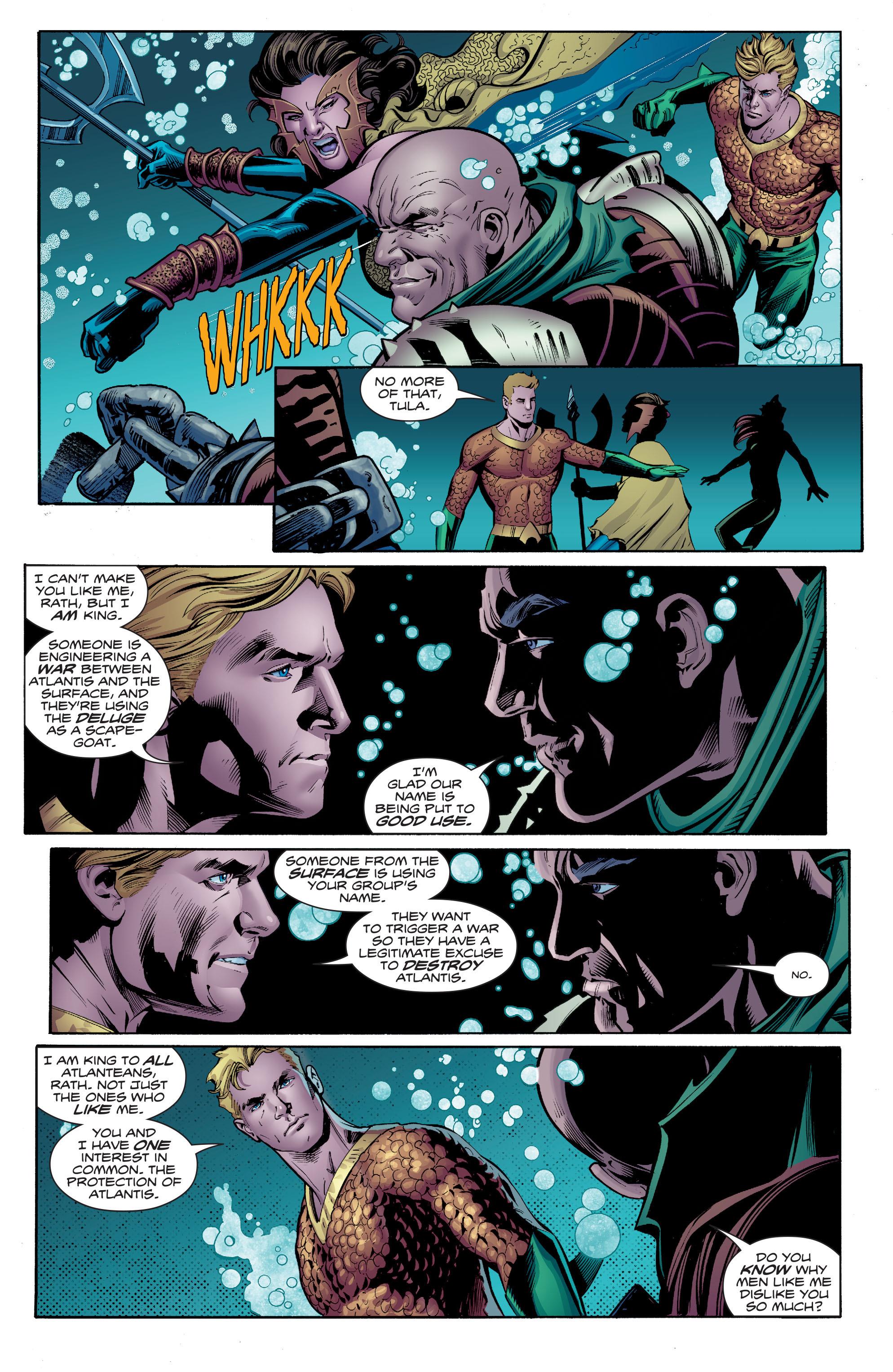 Read online Aquaman (2016) comic -  Issue #7 - 15