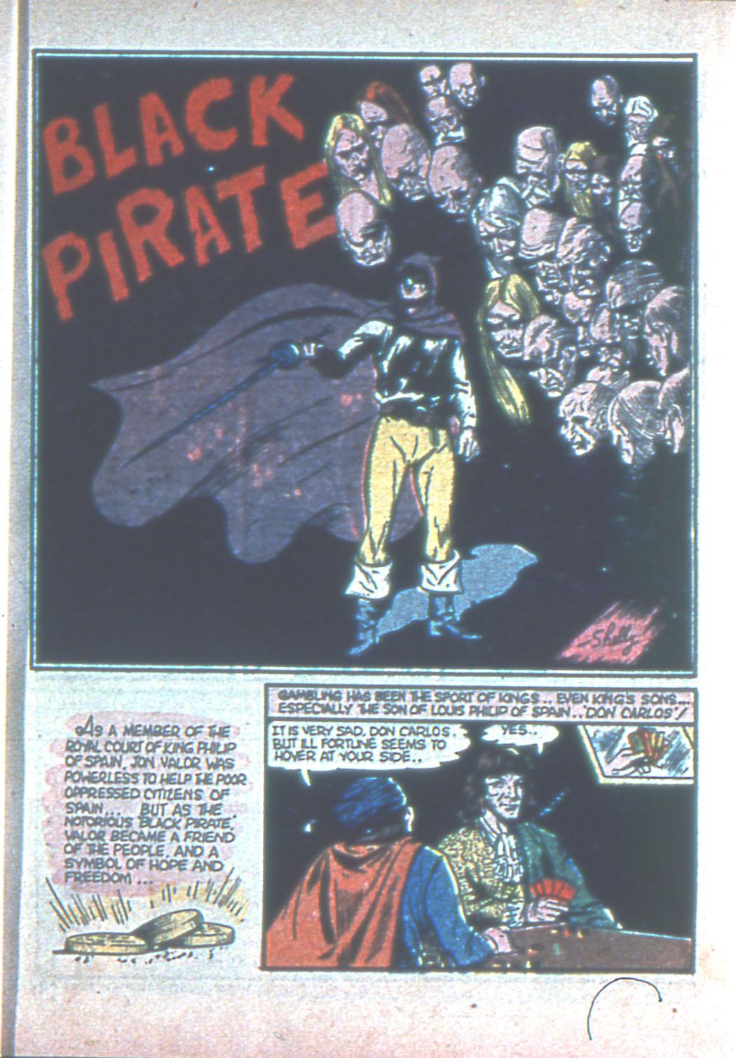 Read online Sensation (Mystery) Comics comic -  Issue #3 - 17