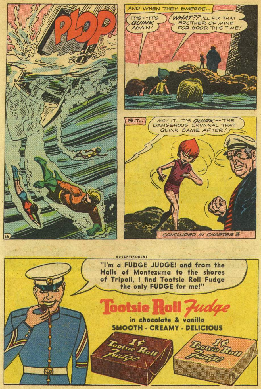 Read online Aquaman (1962) comic -  Issue #6 - 20
