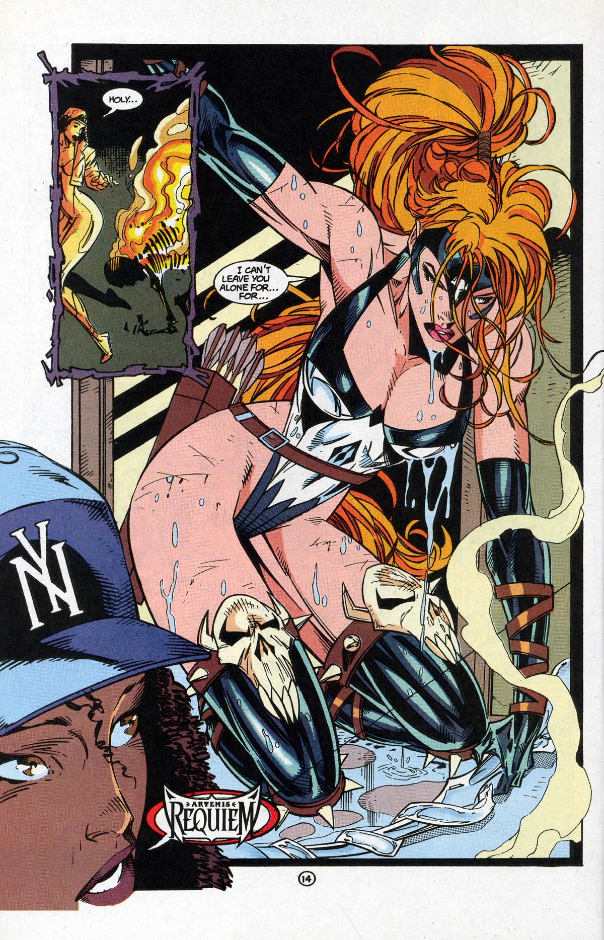 Read online Artemis: Requiem comic -  Issue #3 - 20