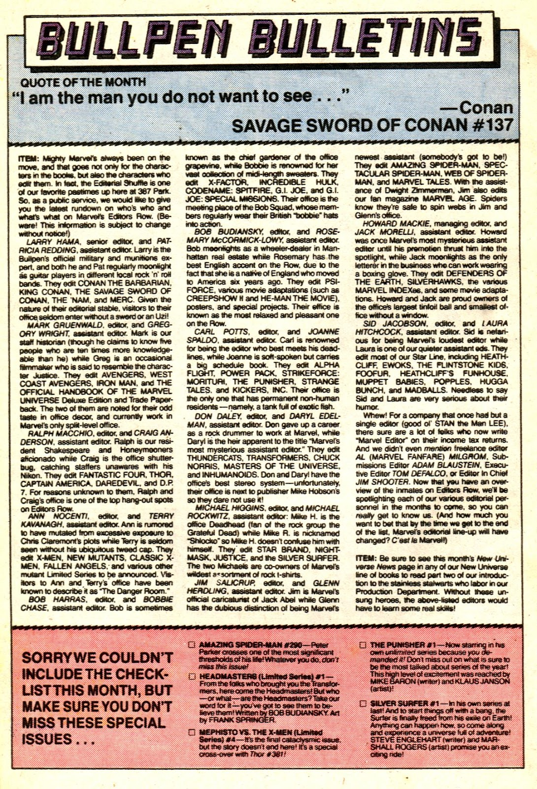 Web of Spider-Man (1985) Issue #28 #38 - English 22