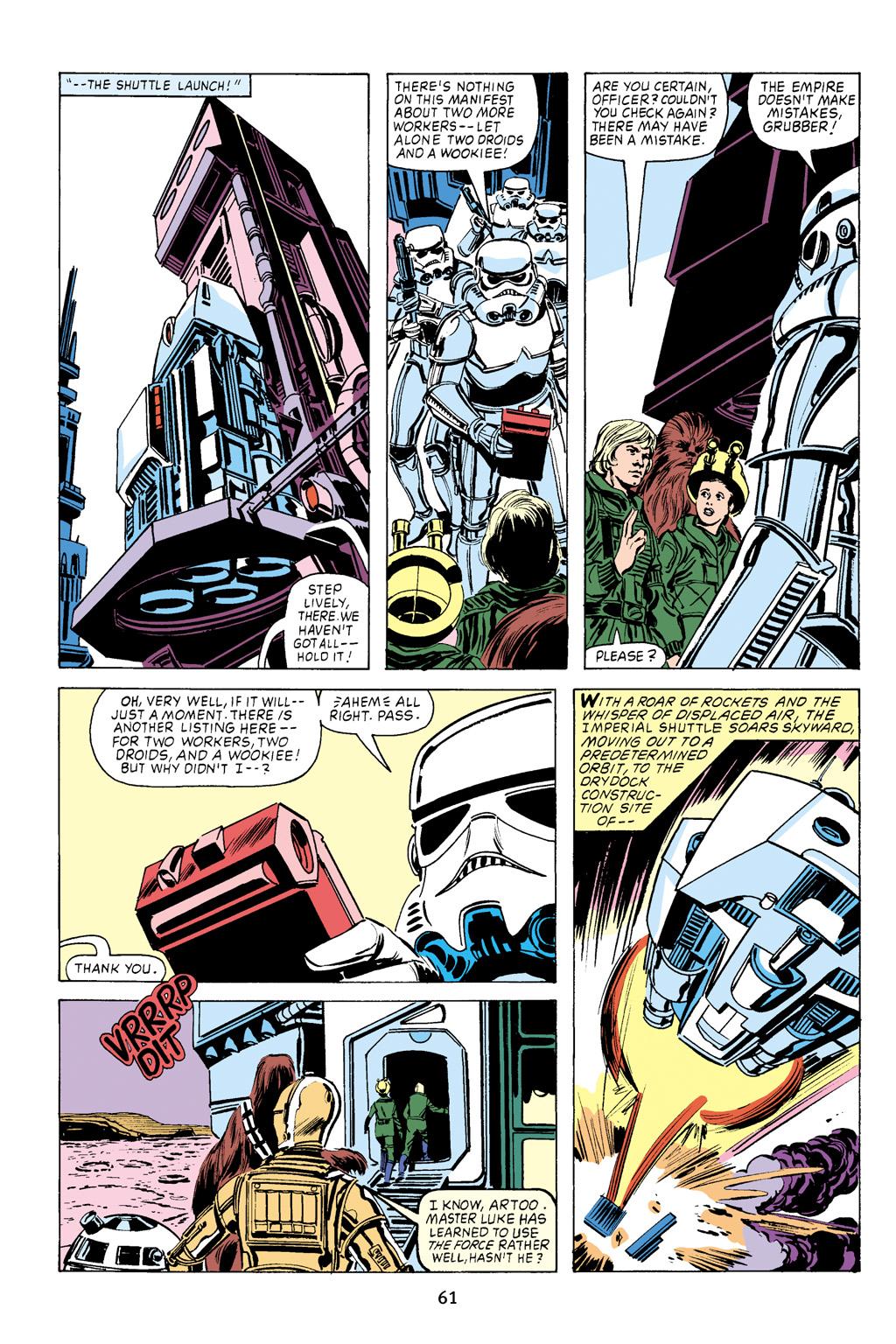 Read online Star Wars Omnibus comic -  Issue # Vol. 16 - 62