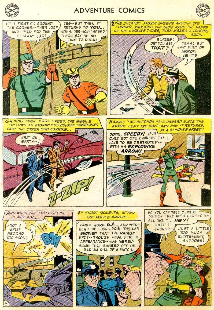 Read online Adventure Comics (1938) comic -  Issue #248 - 22