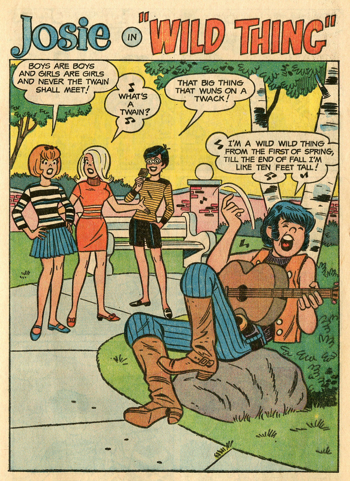 Read online She's Josie comic -  Issue #29 - 13