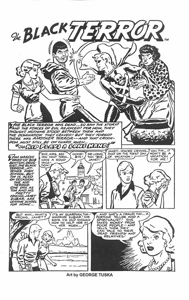Read online Men of Mystery Comics comic -  Issue #40 - 13