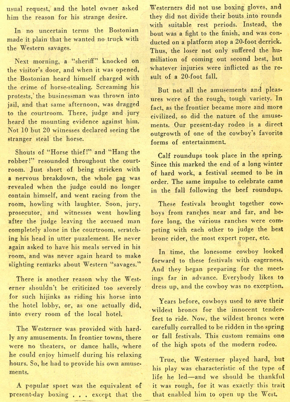 Read online All-Star Western (1951) comic -  Issue #78 - 26