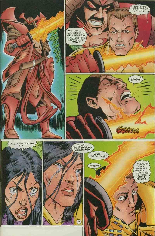 Read online Ultraverse Premiere comic -  Issue #11 - 35