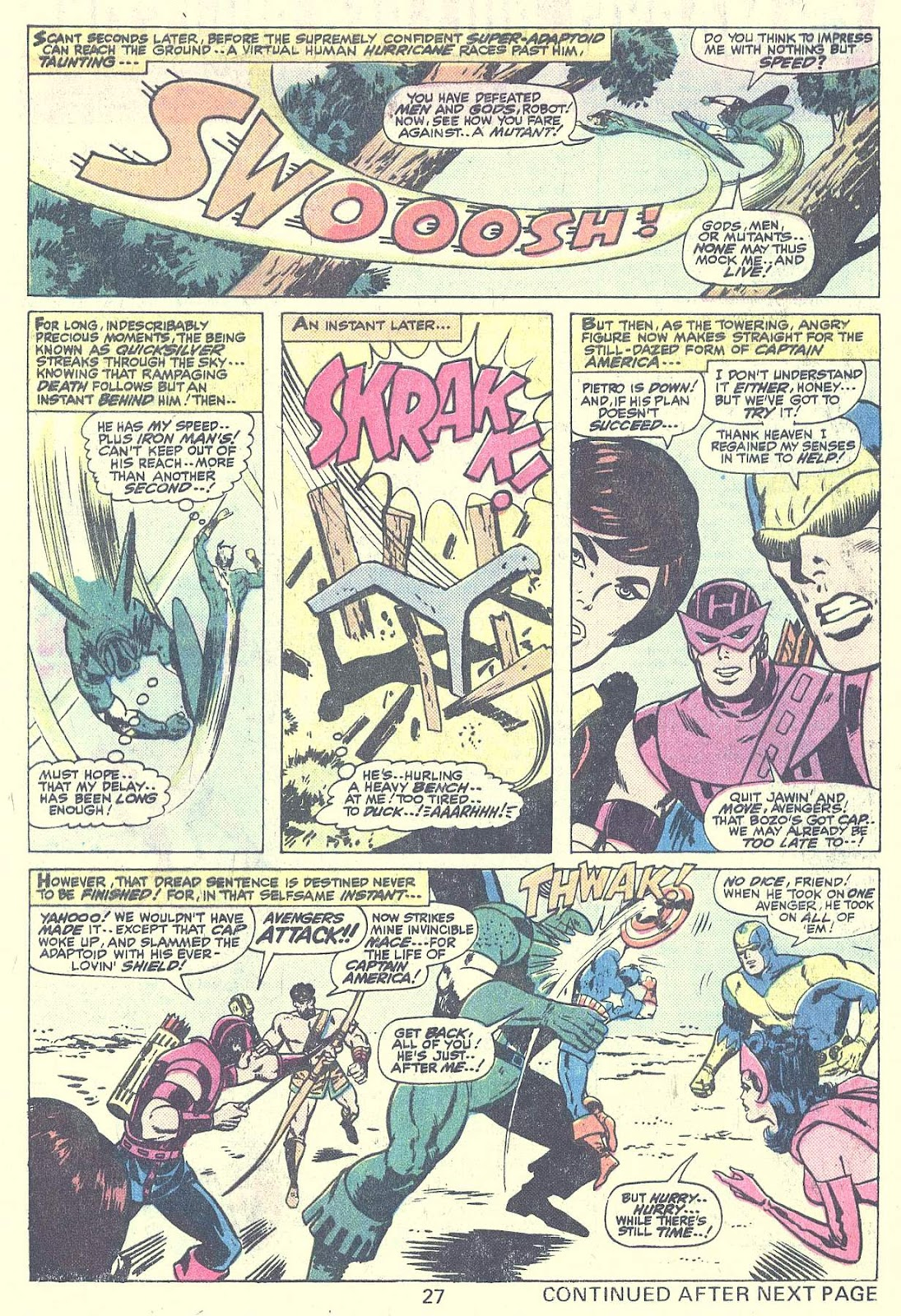 Marvel Triple Action (1972) issue 37 - Page 29