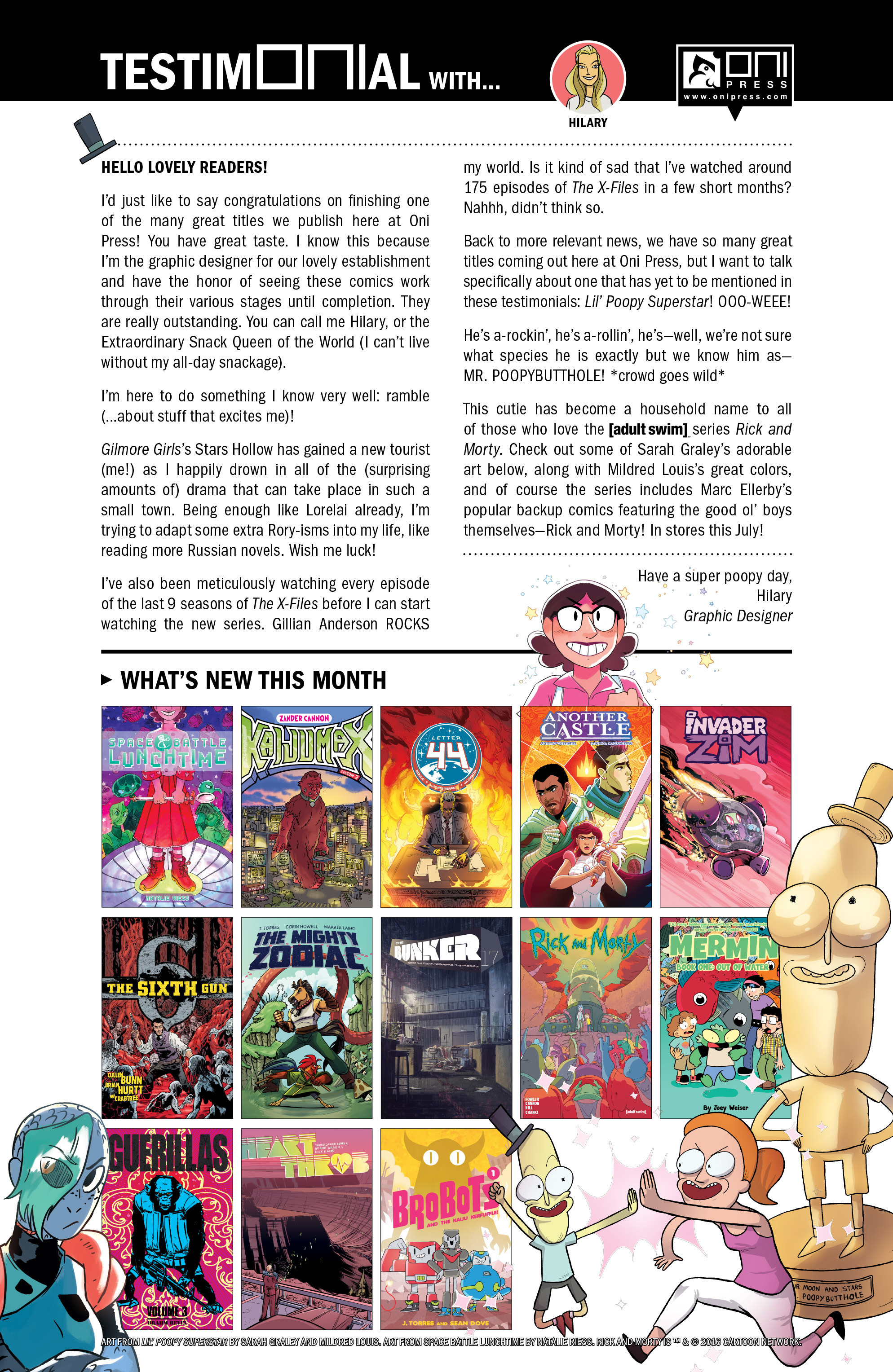 Read online Another Castle comic -  Issue #3 - 28