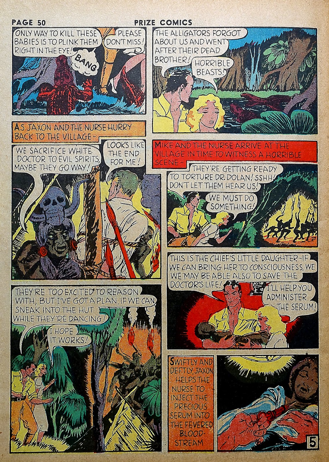 Prize Comics issue 5 - Page 51