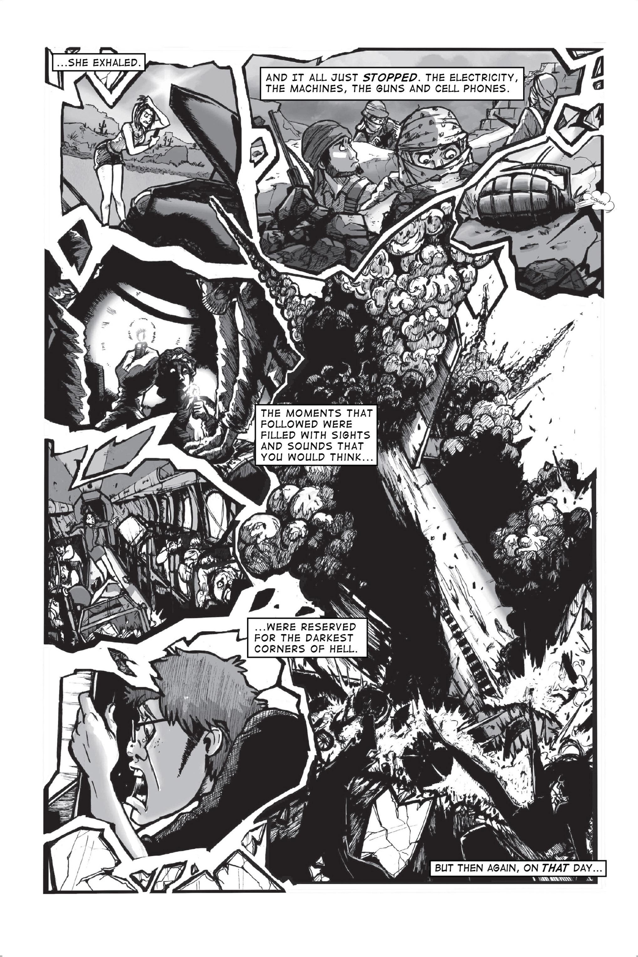 Read online American Dark Age comic -  Issue #1 - 7