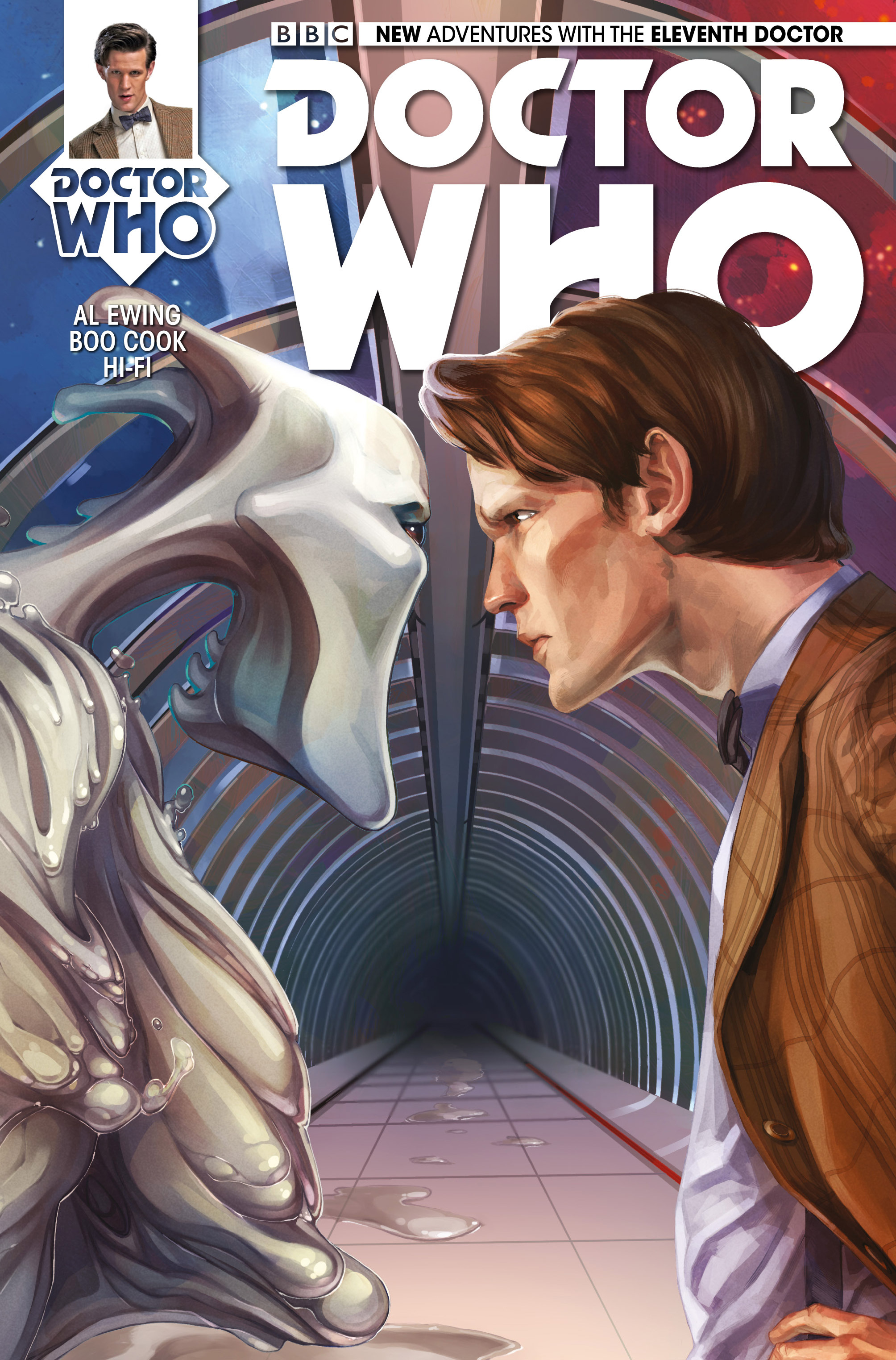 Doctor Who: The Eleventh Doctor 5 Page 1