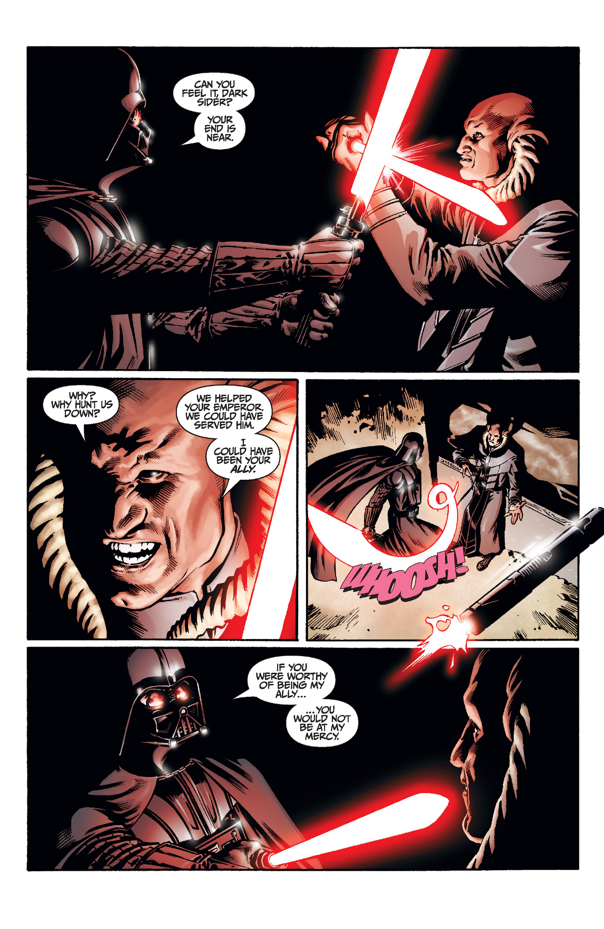 Read online Star Wars Omnibus comic -  Issue # Vol. 20 - 292