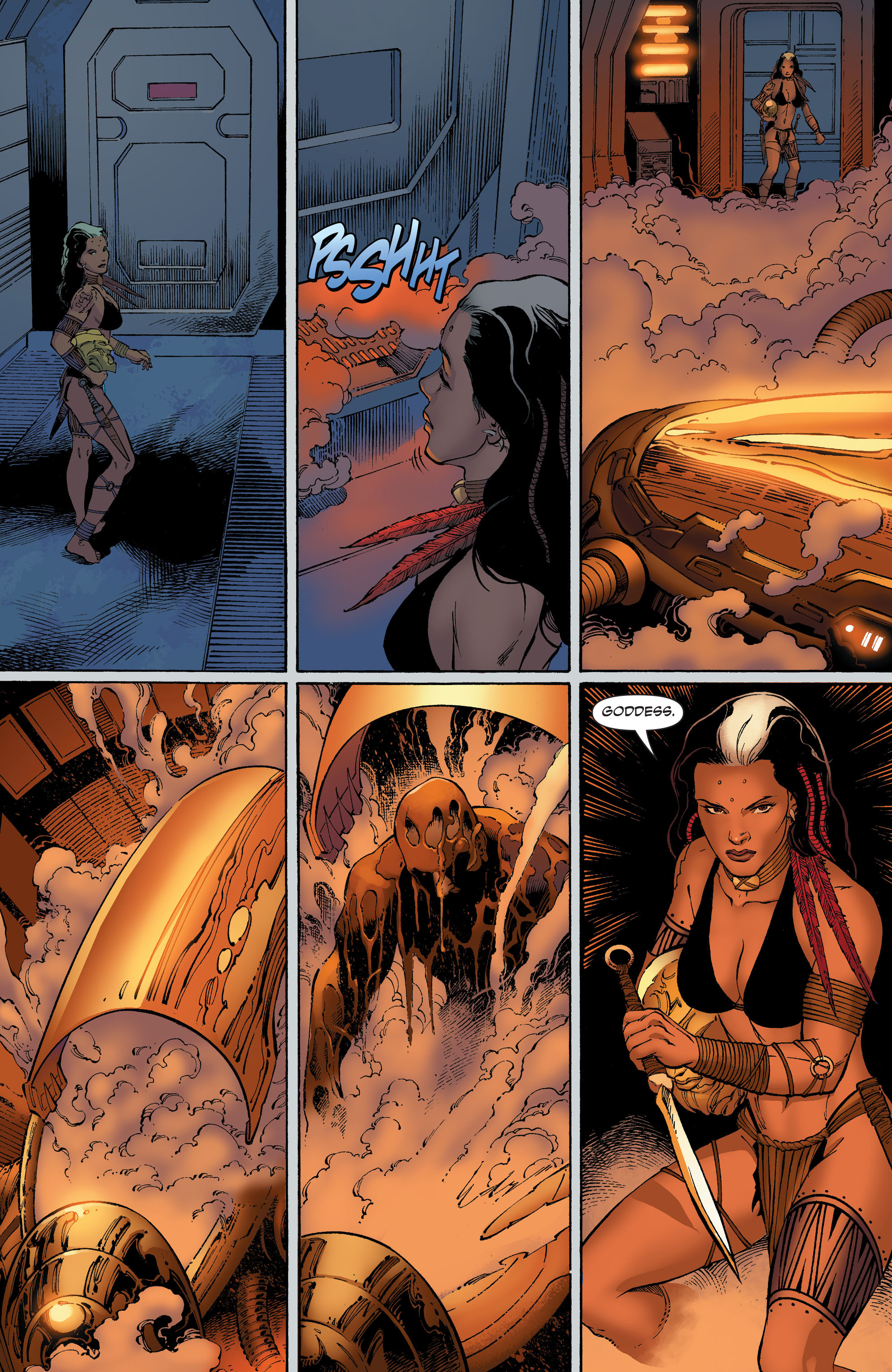 Read online Aquaman and the Others comic -  Issue #4 - 19