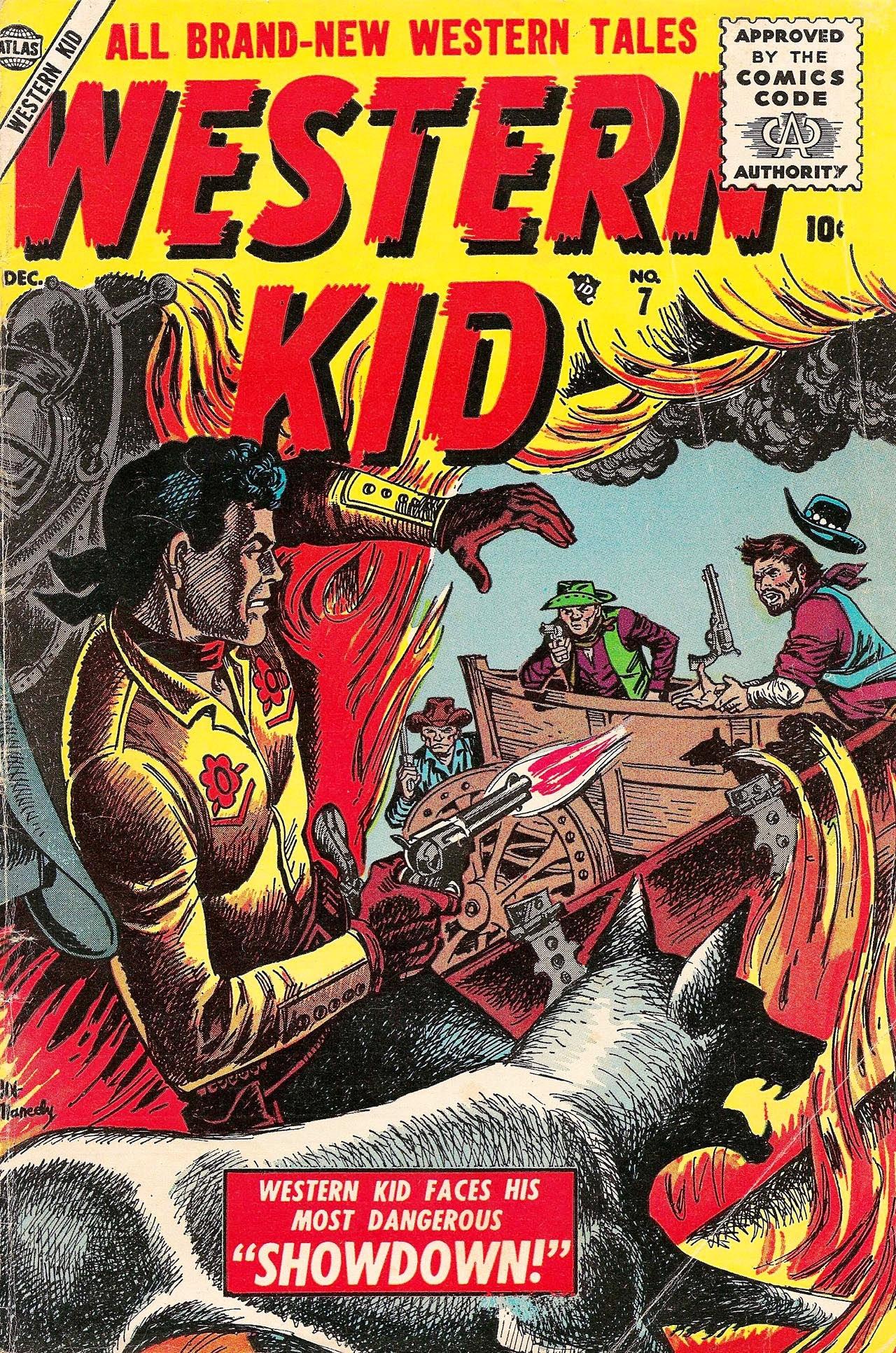 Western Kid 7 Page 1
