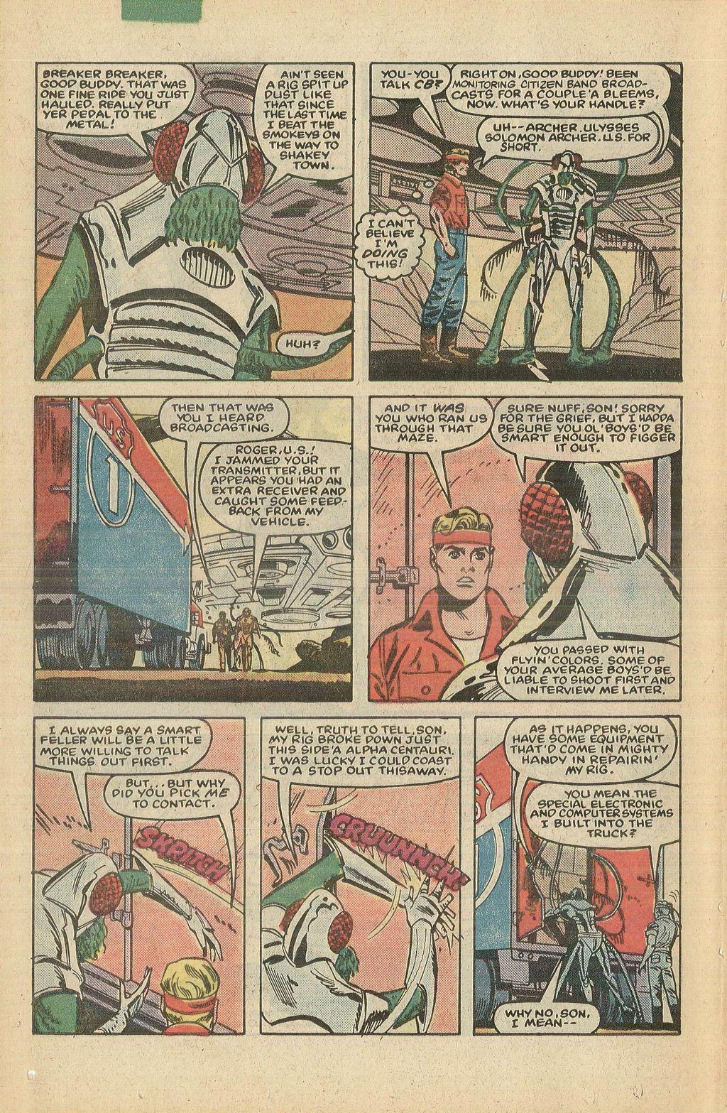 Read online U.S. 1 comic -  Issue #5 - 26