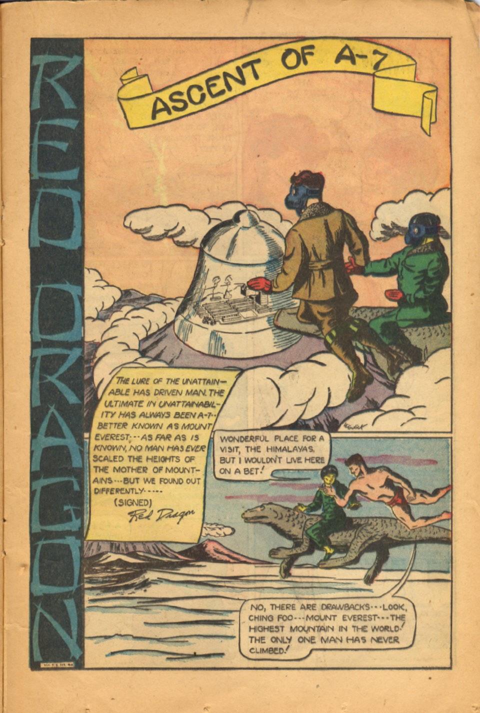 Read online Super-Magician Comics comic -  Issue #52 - 24
