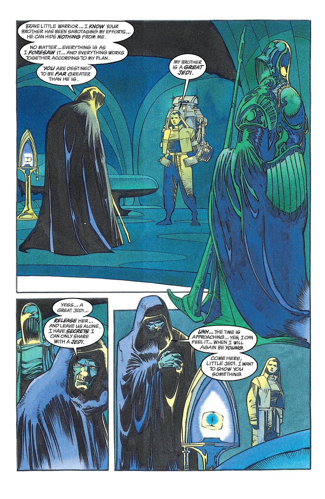 Read online Star Wars: Dark Empire Trilogy comic -  Issue # TPB (Part 2) - 11