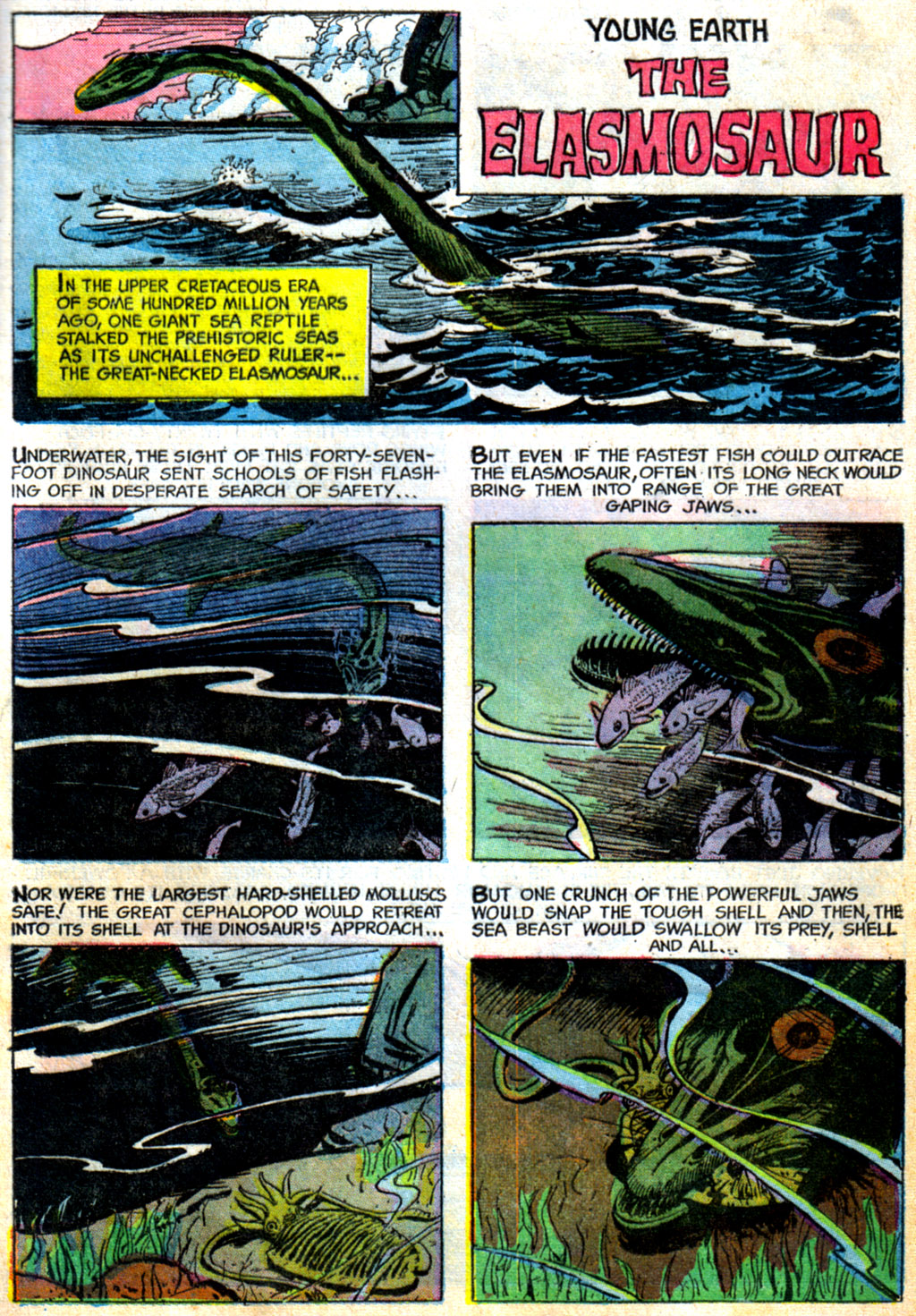 Read online Turok, Son of Stone comic -  Issue #62 - 13