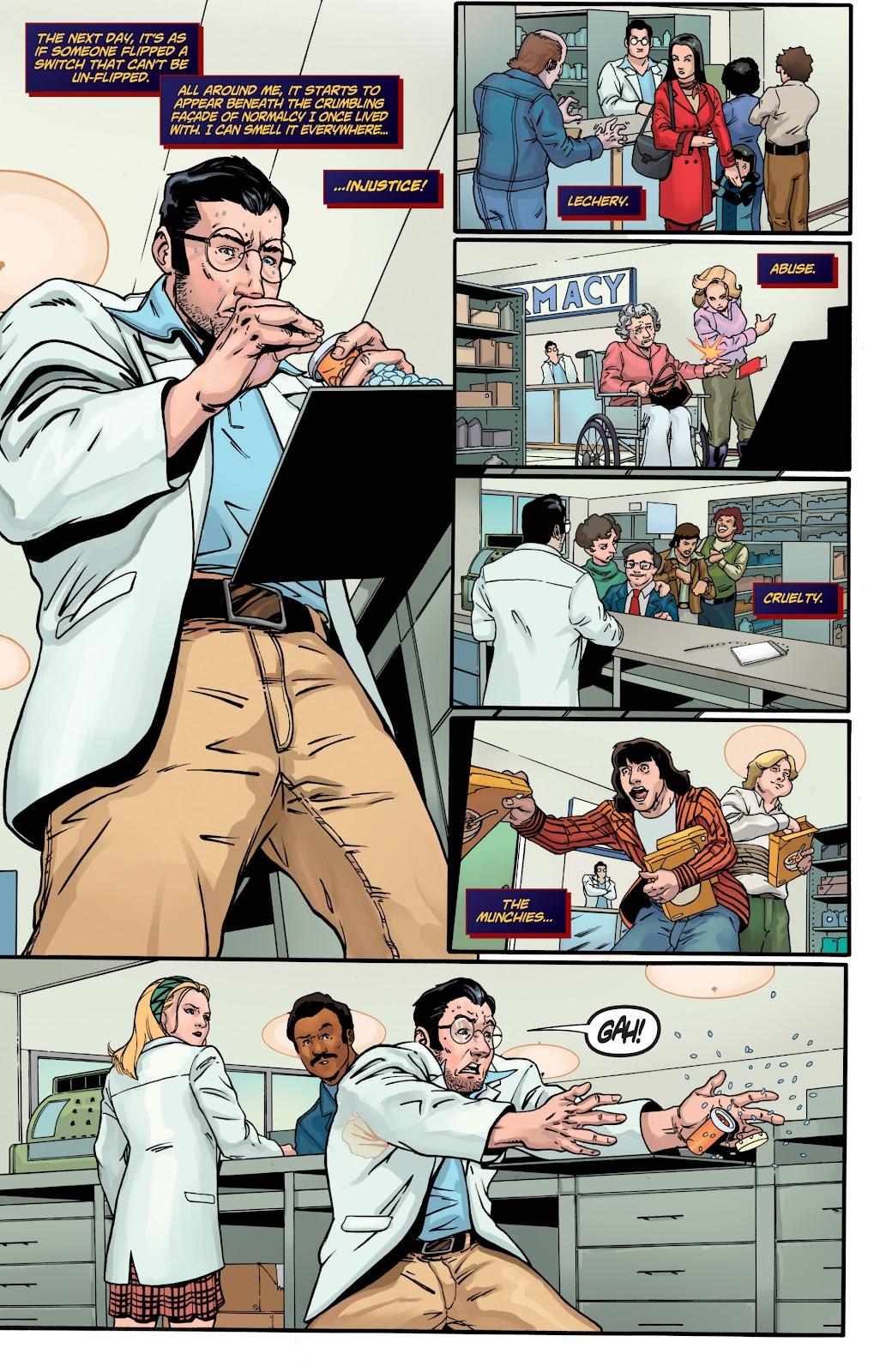 Read online Black Terror (2019) comic -  Issue # Full - 13