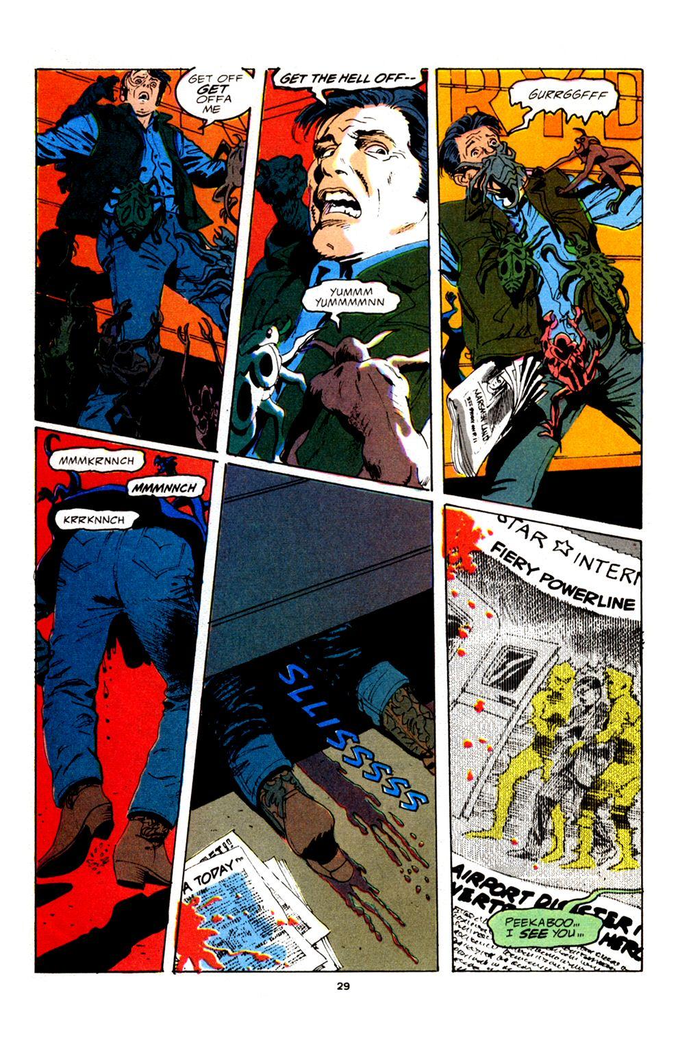 Read online Powerline comic -  Issue #4 - 31