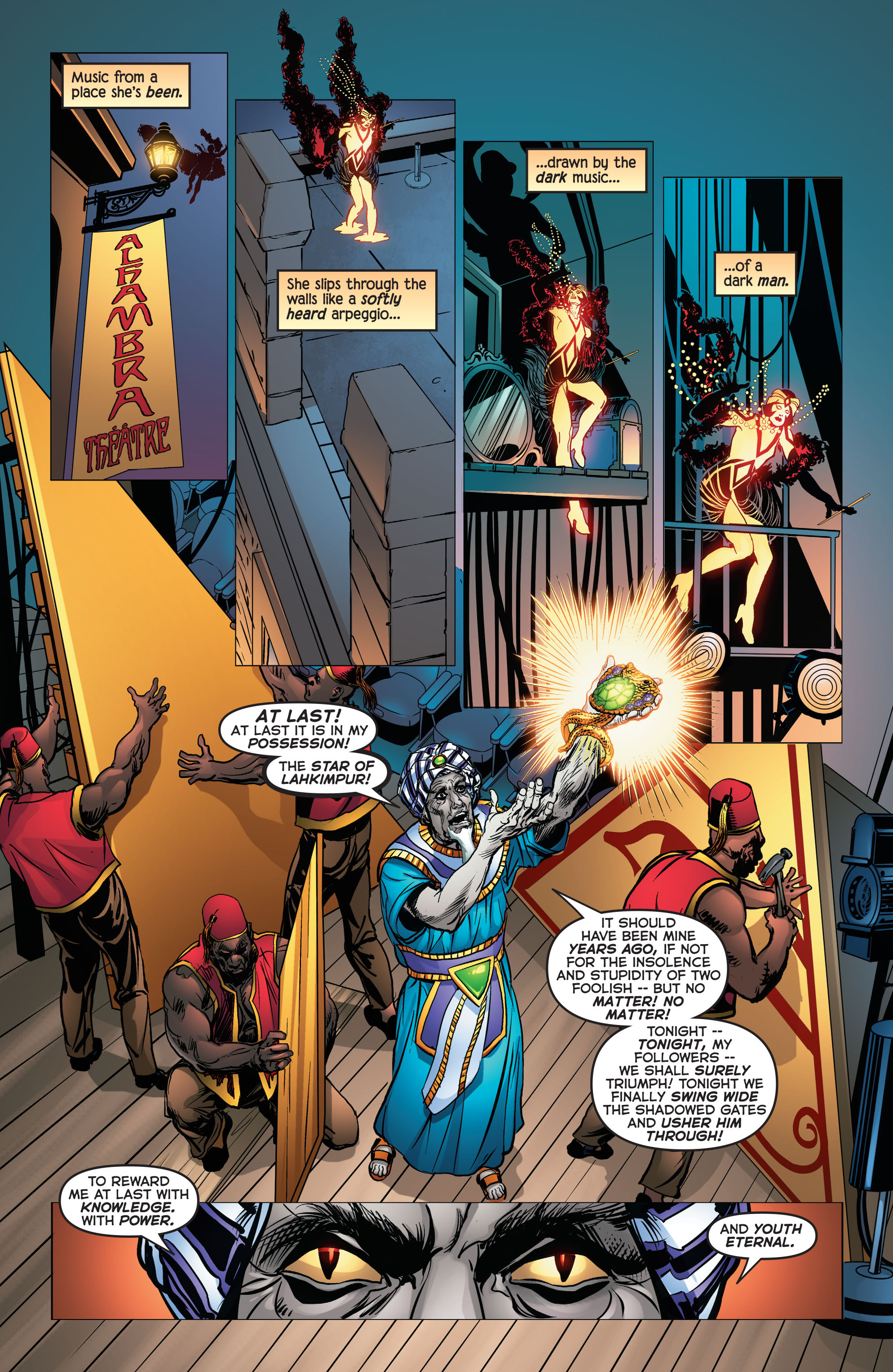 Read online Astro City comic -  Issue #38 - 12