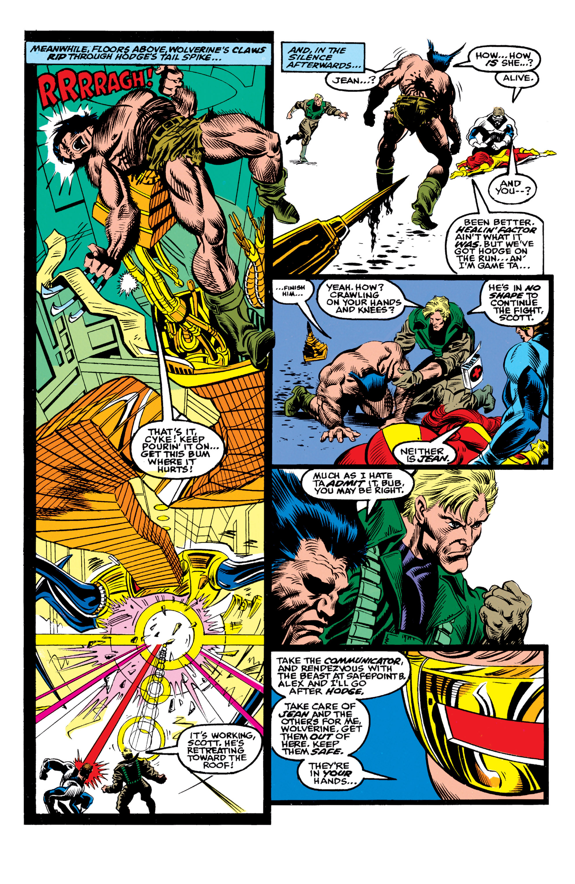Read online X-Factor (1986) comic -  Issue #62 - 16