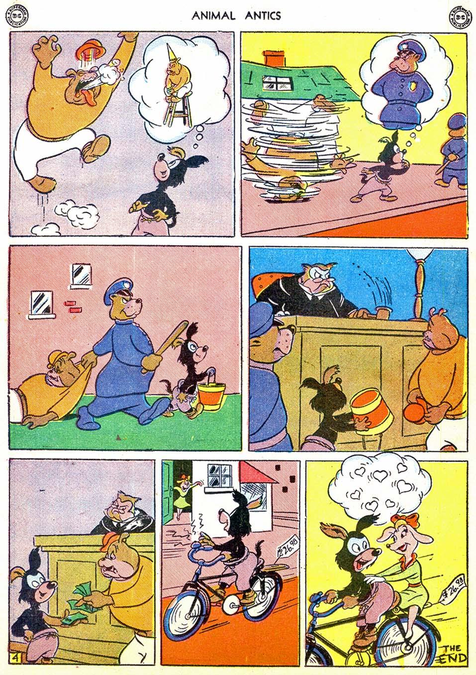 Read online Animal Antics comic -  Issue #2 - 38