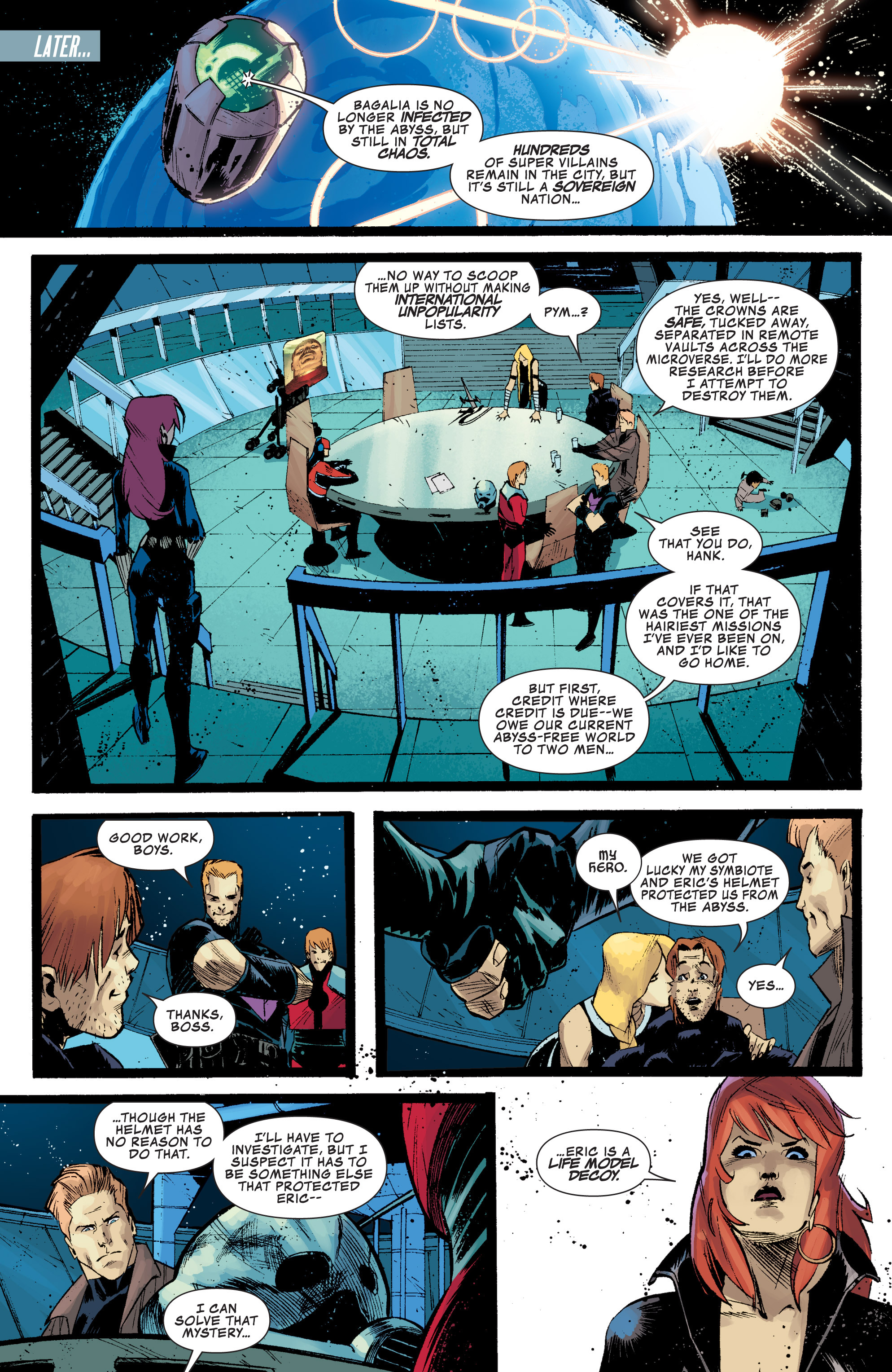 Read online Secret Avengers (2010) comic -  Issue #32 - 17