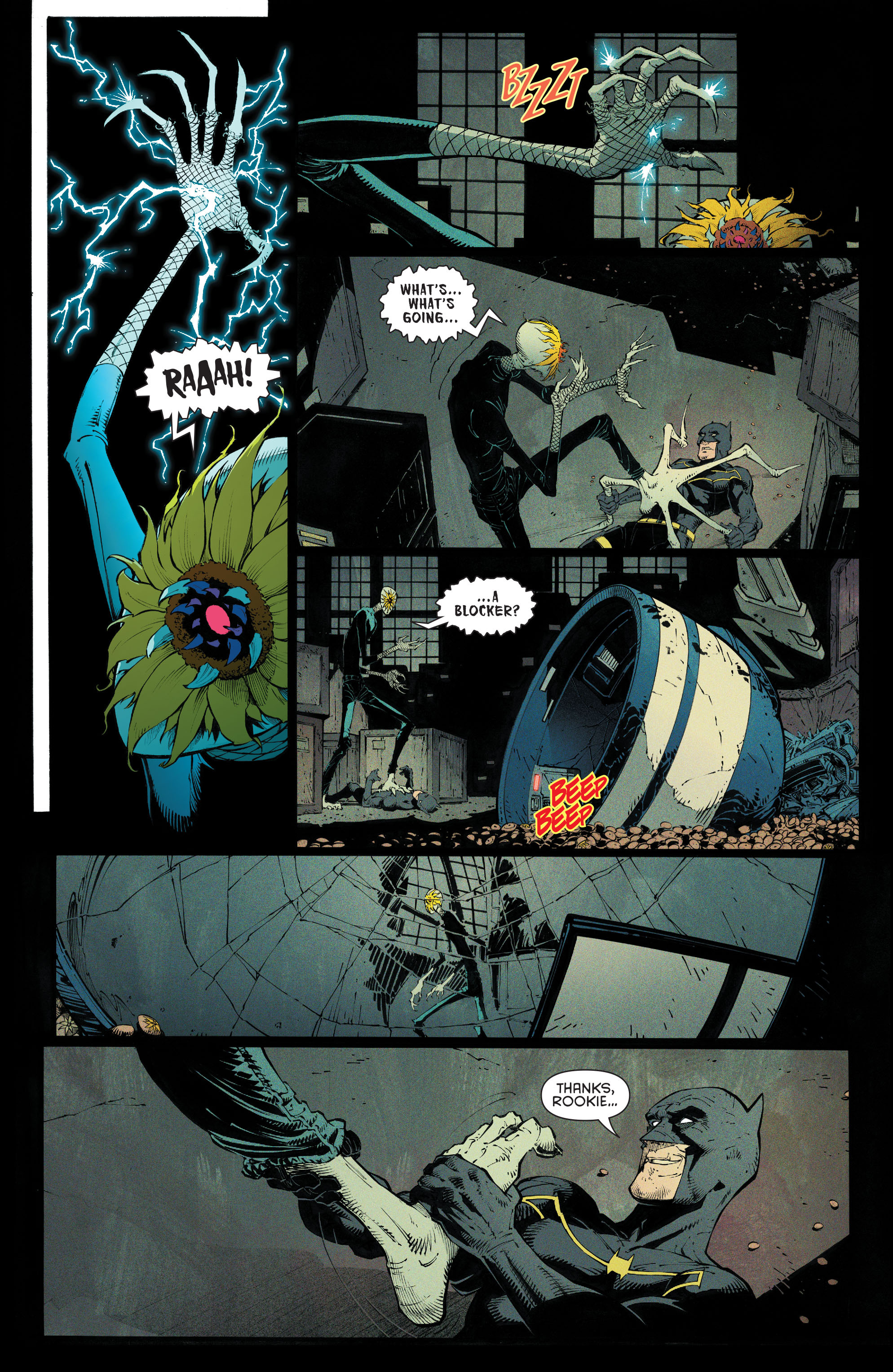 Read online Batman (2011) comic -  Issue # _TPB 9 - 39