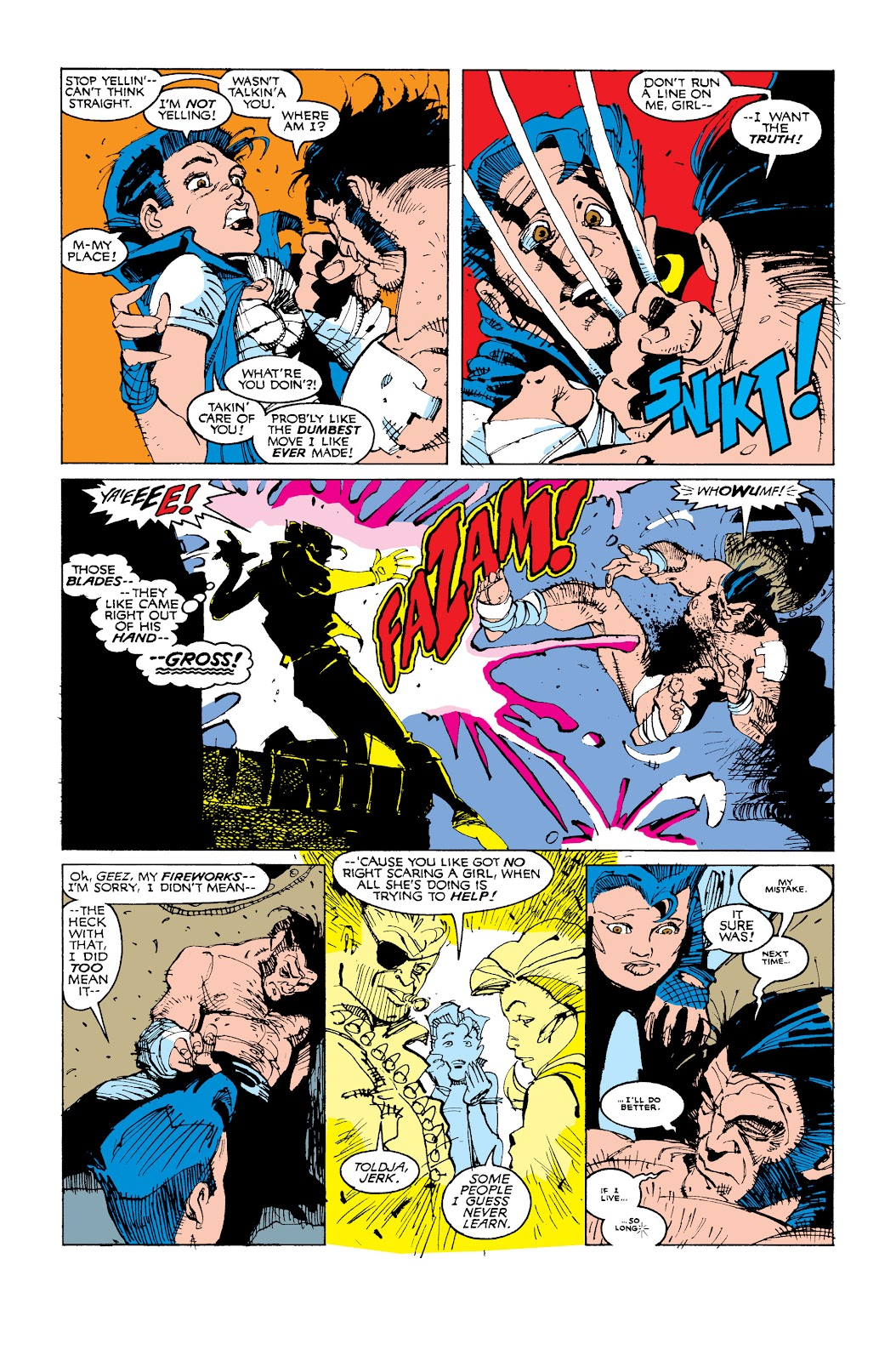 Uncanny X-Men (1963) issue 252 - Page 11
