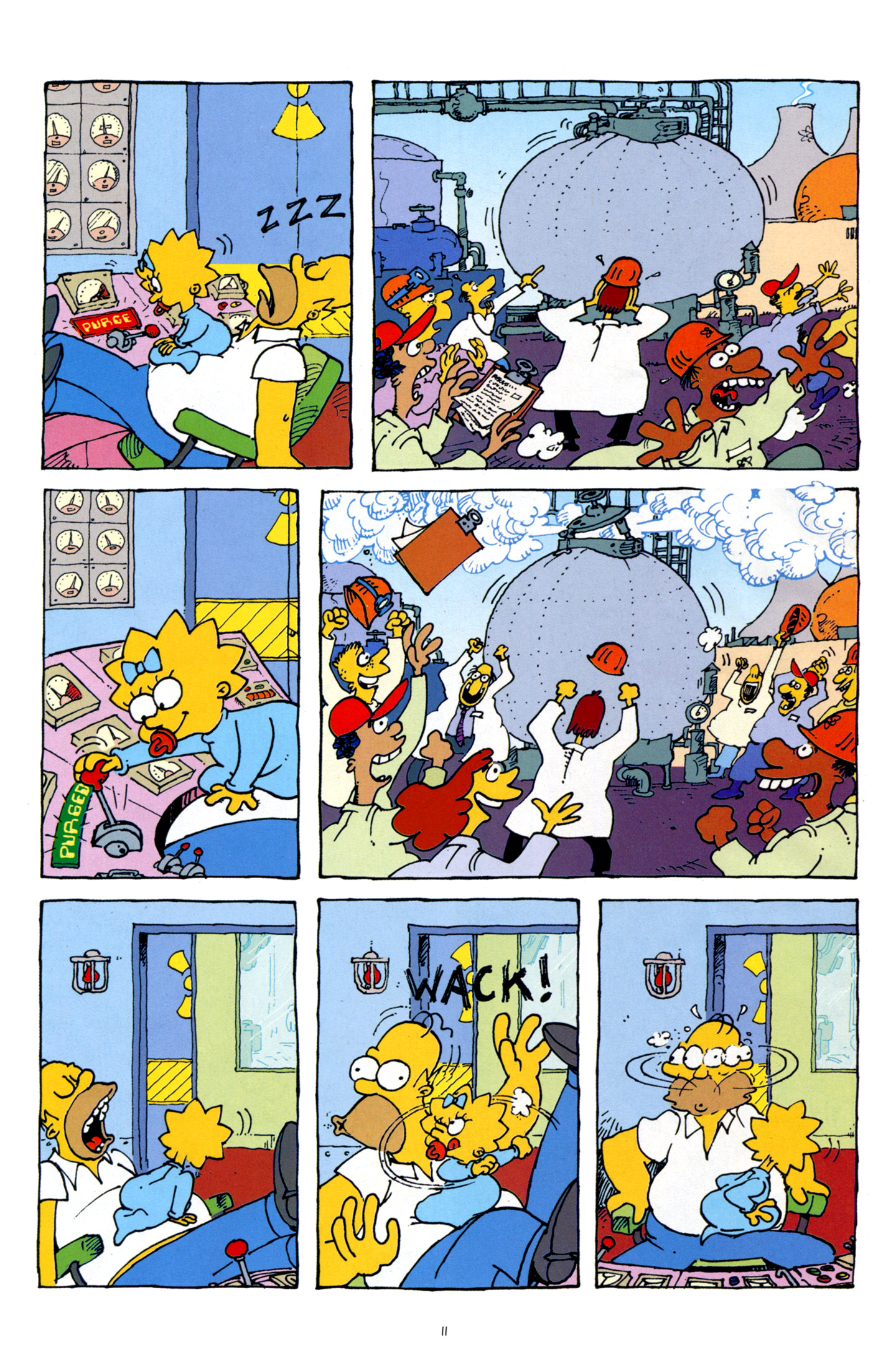 Read online Simpsons Comics Presents Bart Simpson comic -  Issue #66 - 15