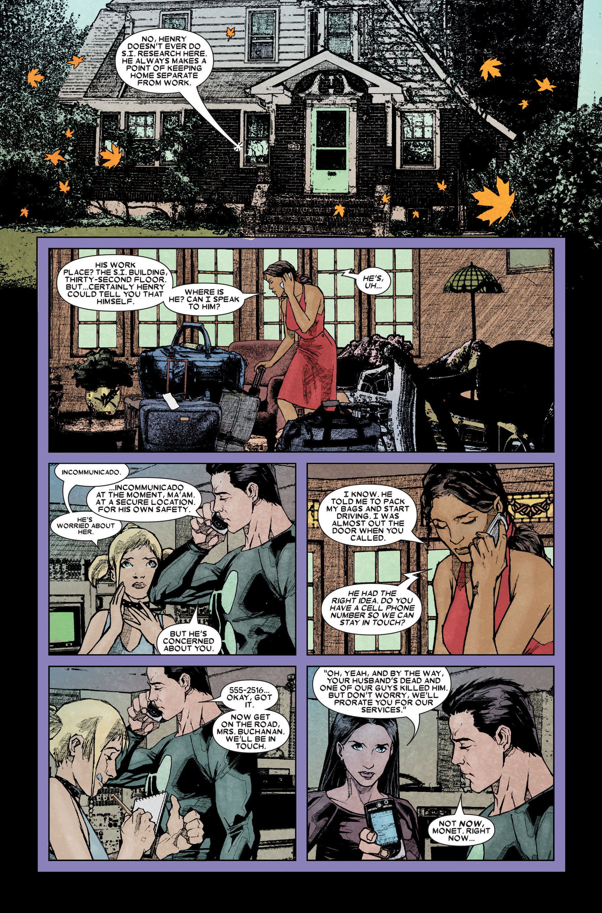Read online X-Factor (2006) comic -  Issue #11 - 18