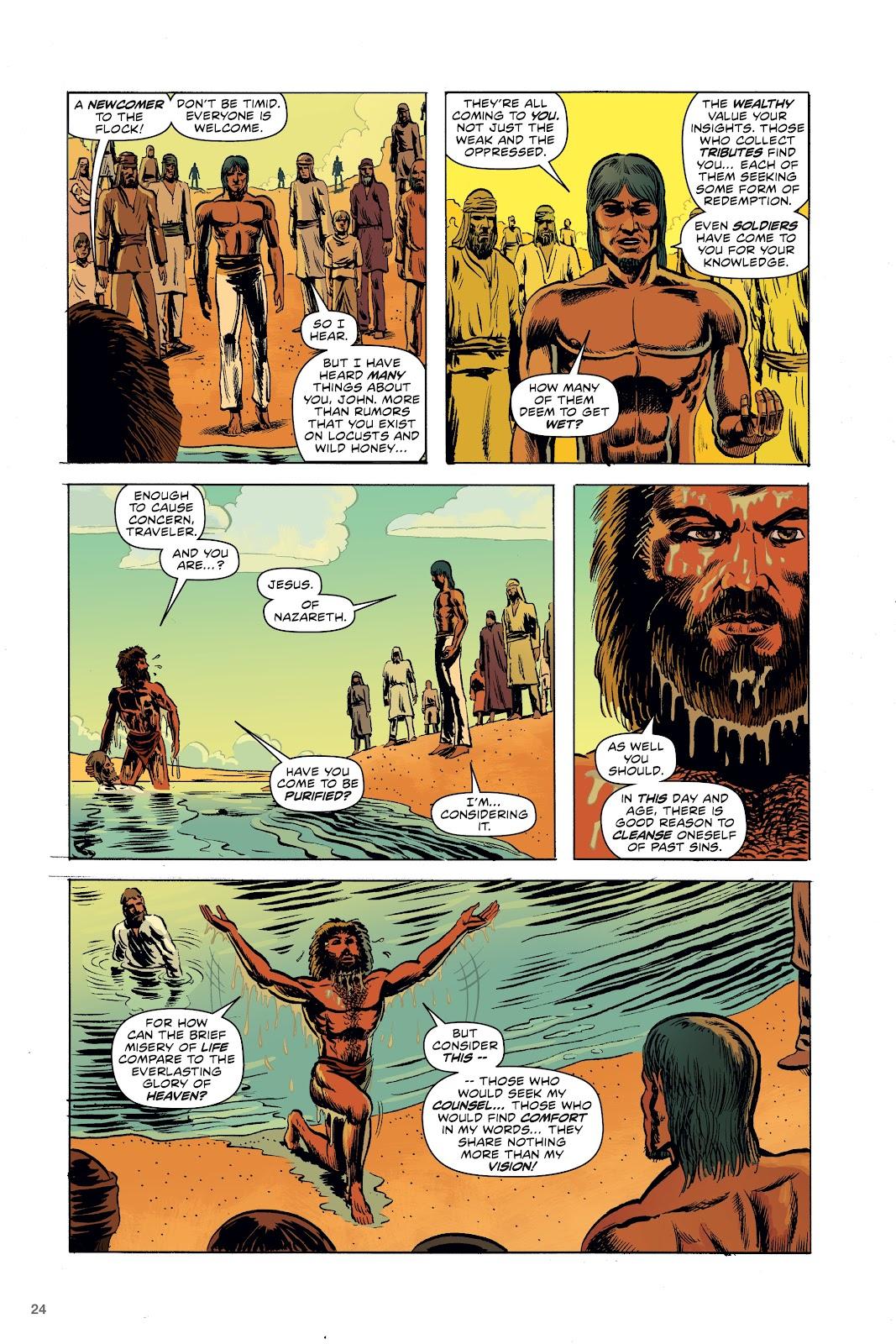 Read online Jesusfreak comic -  Issue # Full - 20