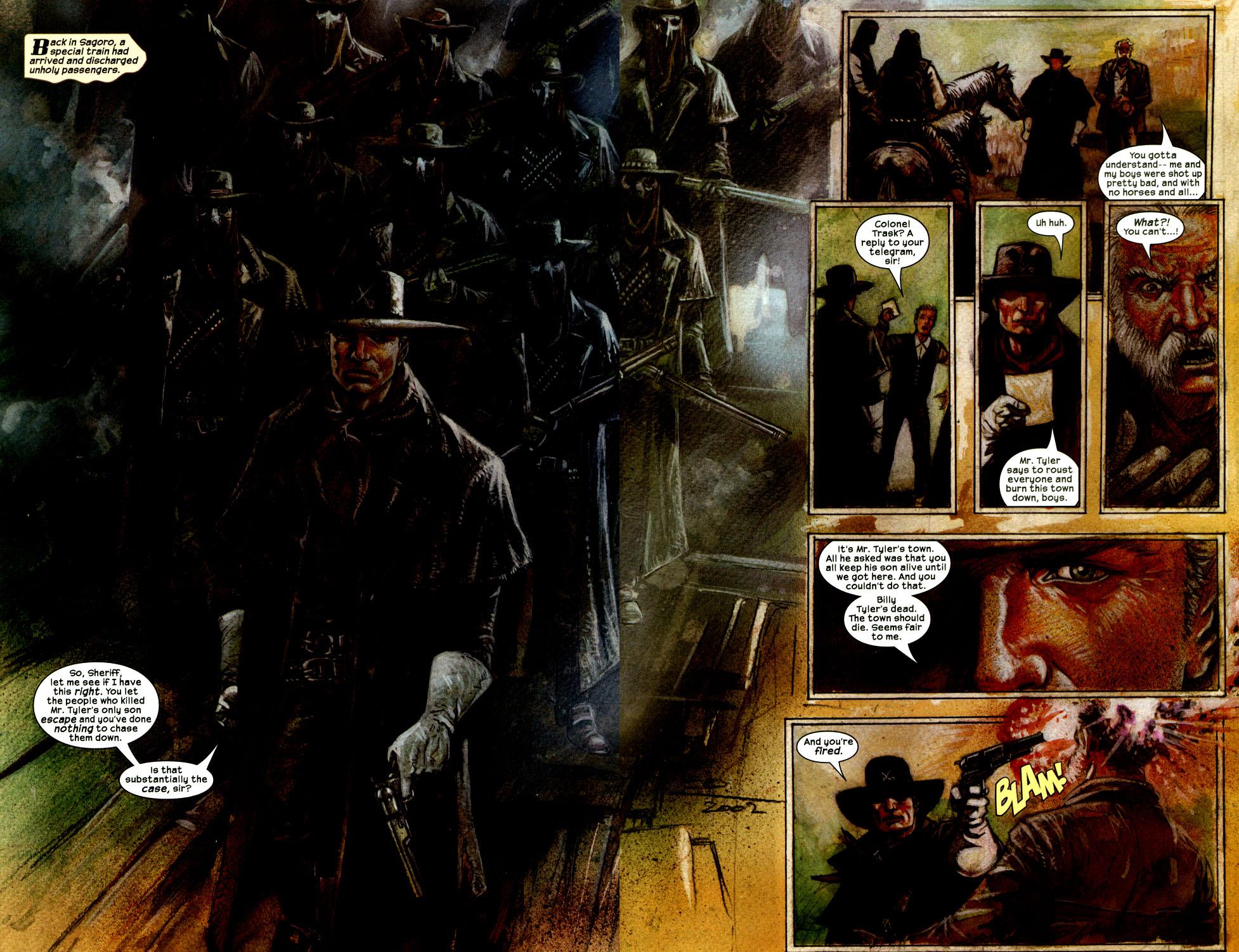 Read online Apache Skies comic -  Issue #2 - 23